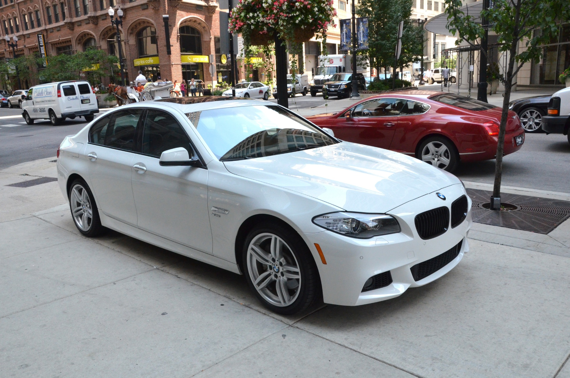 Bmw 535i Xdrive >> 2012 BMW 5 Series 535i xDrive Stock # GC1133A for sale near Chicago, IL | IL BMW Dealer