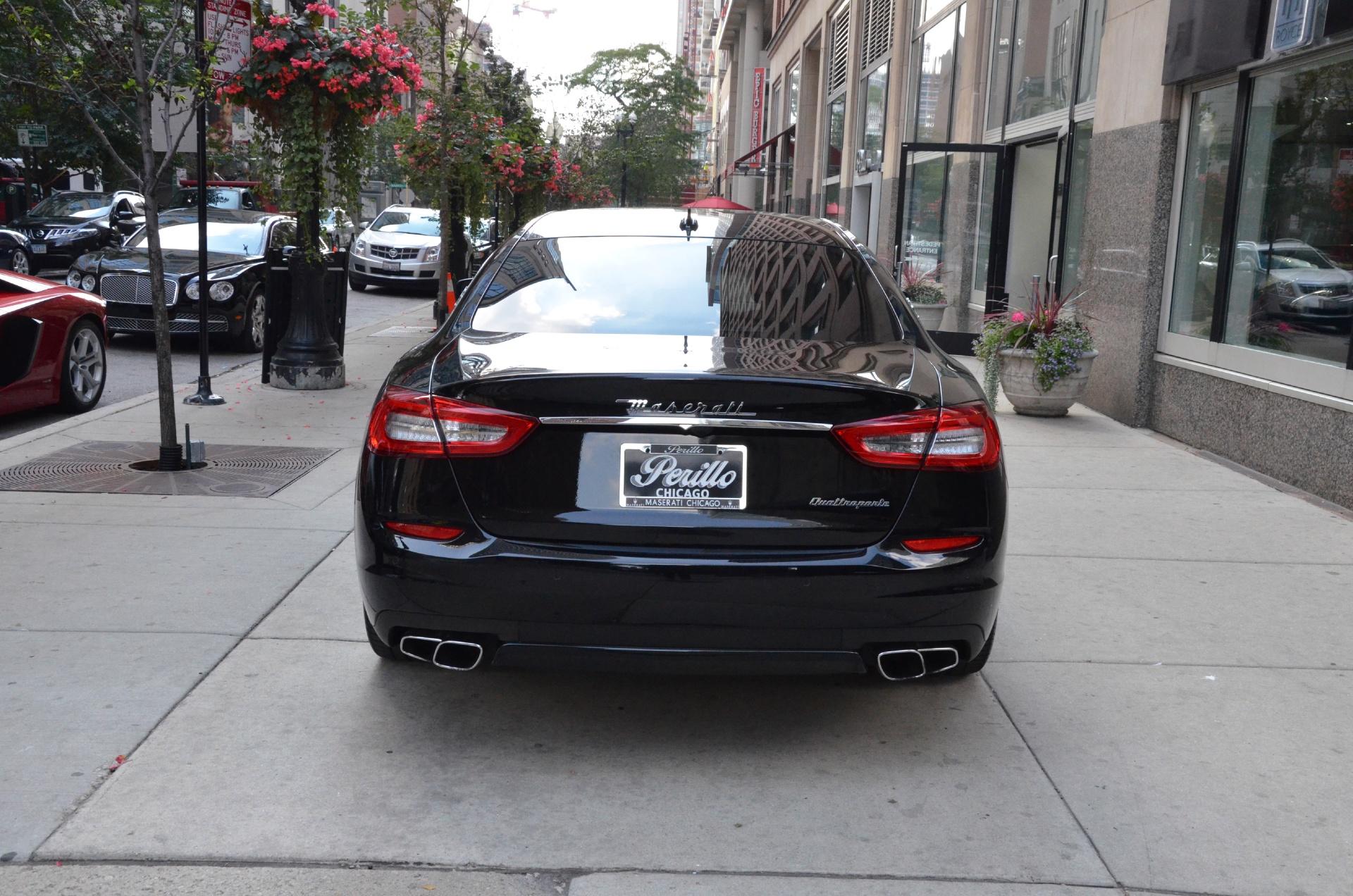 2014 Maserati Quattroporte GTS Sport GT S Stock # R158B-S ...