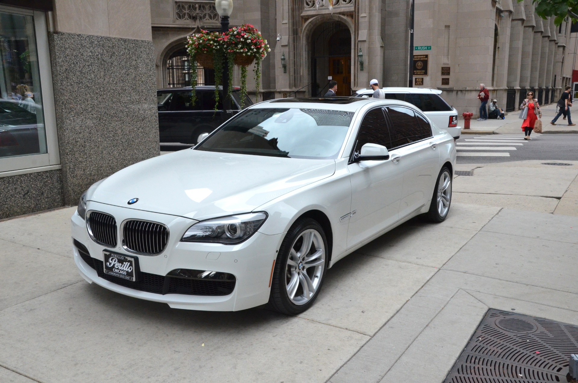 2012 Bmw 7 Series 750li Xdrive Stock 36961 For Sale Near Chicago