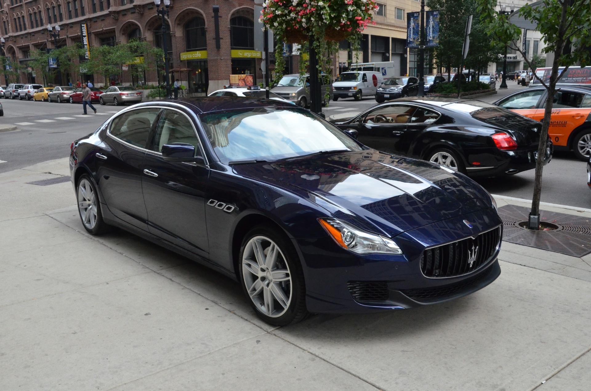 2014 Maserati Quattroporte GTS Sport GT S Stock # M148-S ...