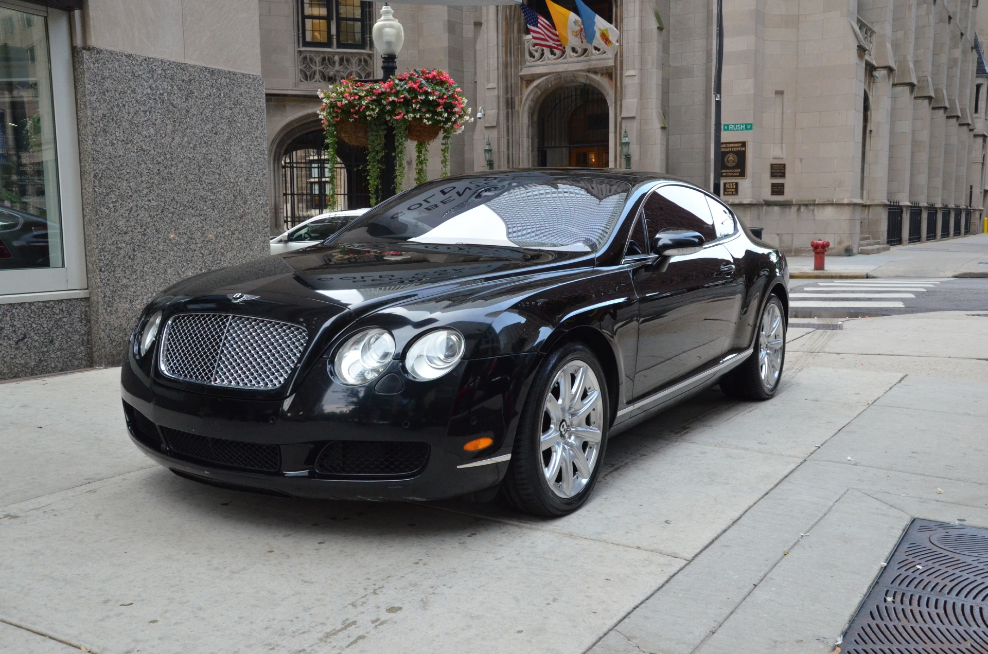 2005 bentley continental gt stock m114aa for sale near. Black Bedroom Furniture Sets. Home Design Ideas