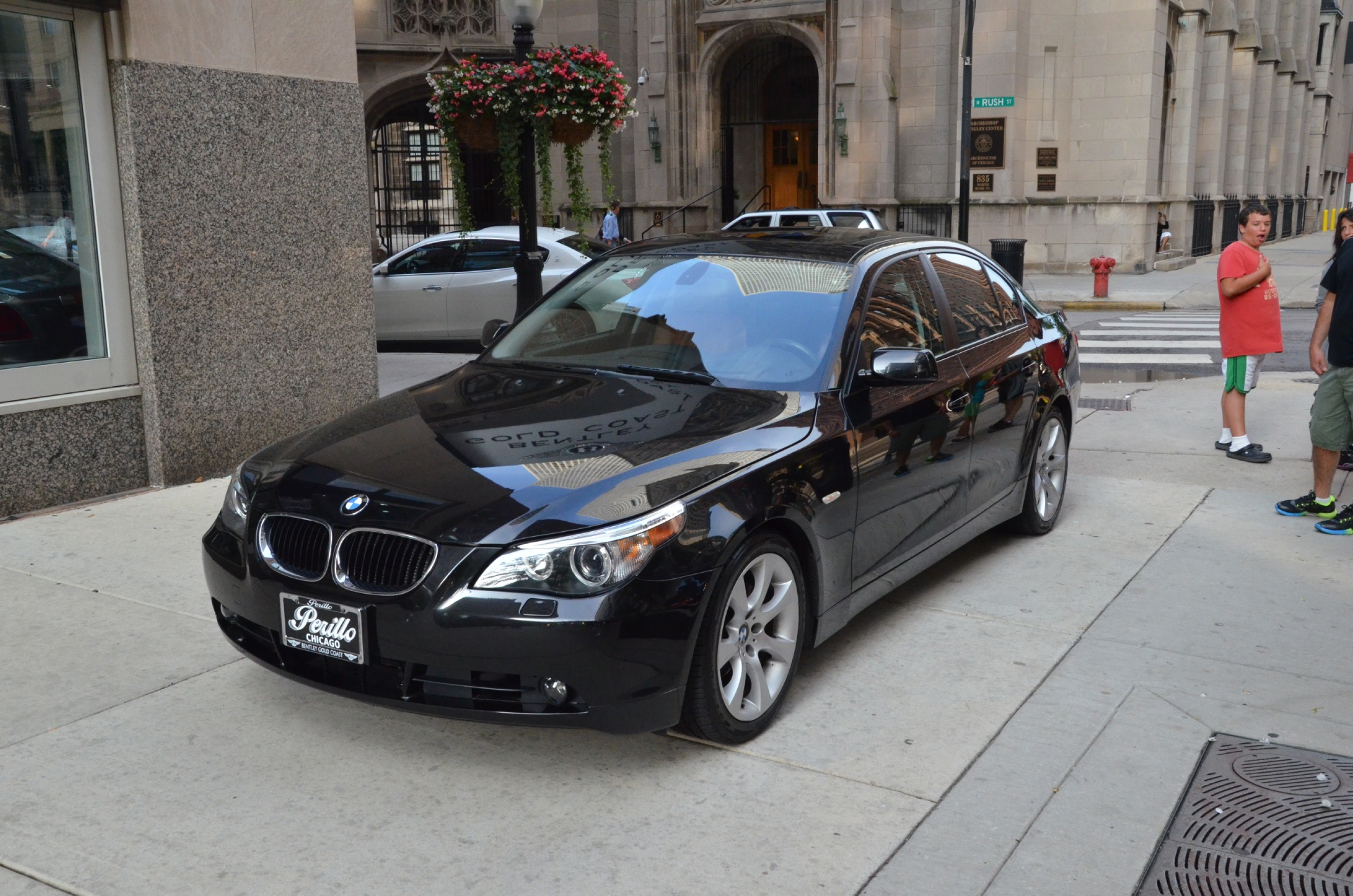 Worksheet. 2005 BMW 5 Series 530i Stock  B448A for sale near Chicago IL