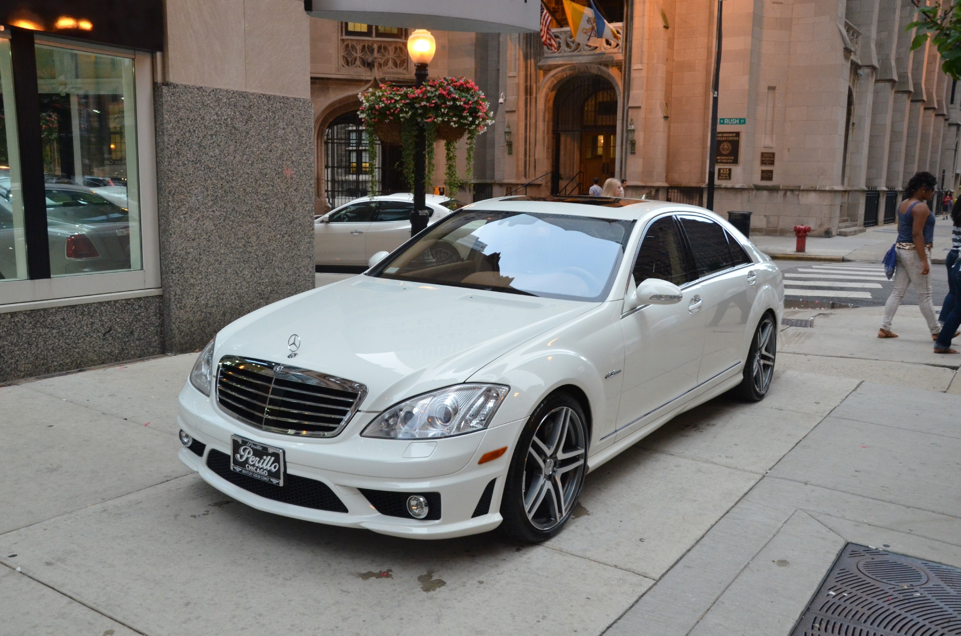 2008 mercedes benz s class s63 amg stock b357ab for sale for Mercedes benz parts chicago