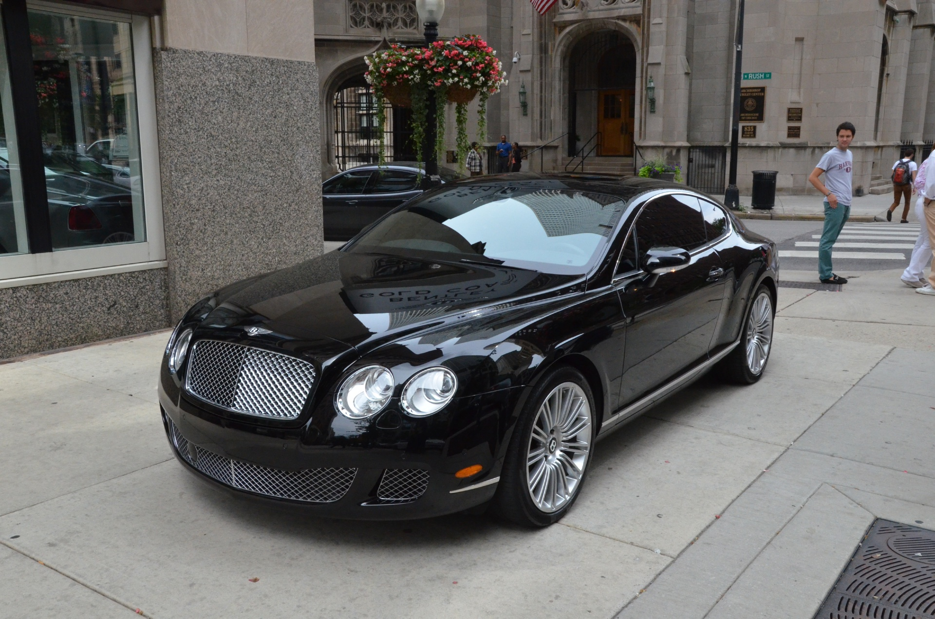 2009 bentley continental gt speed stock gc1187 for sale near chicago il il bentley dealer. Black Bedroom Furniture Sets. Home Design Ideas