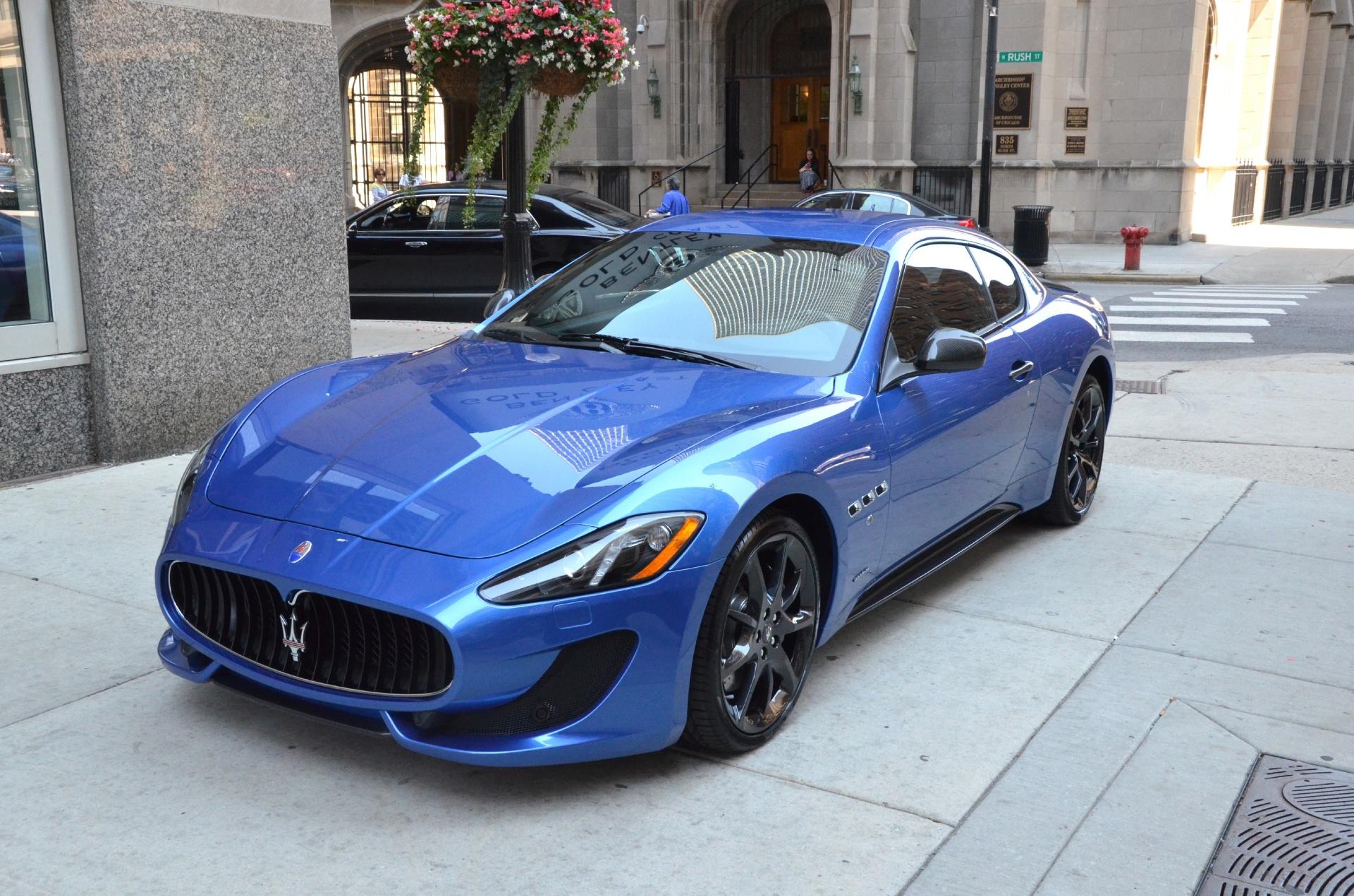2014 Maserati Granturismo Stock M151 S For Sale Near