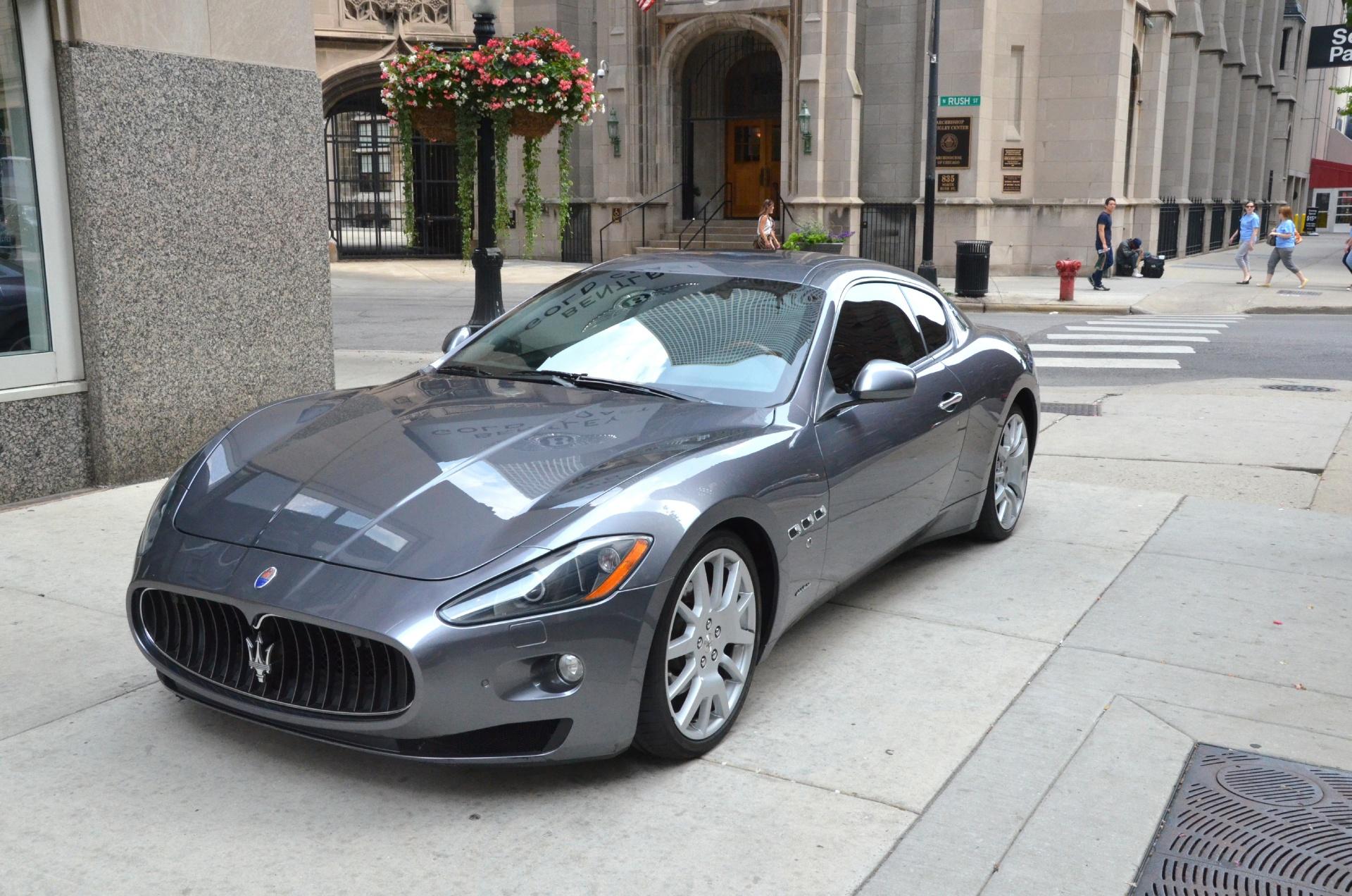 2009 Maserati Granturismo Stock L091aa For Sale Near