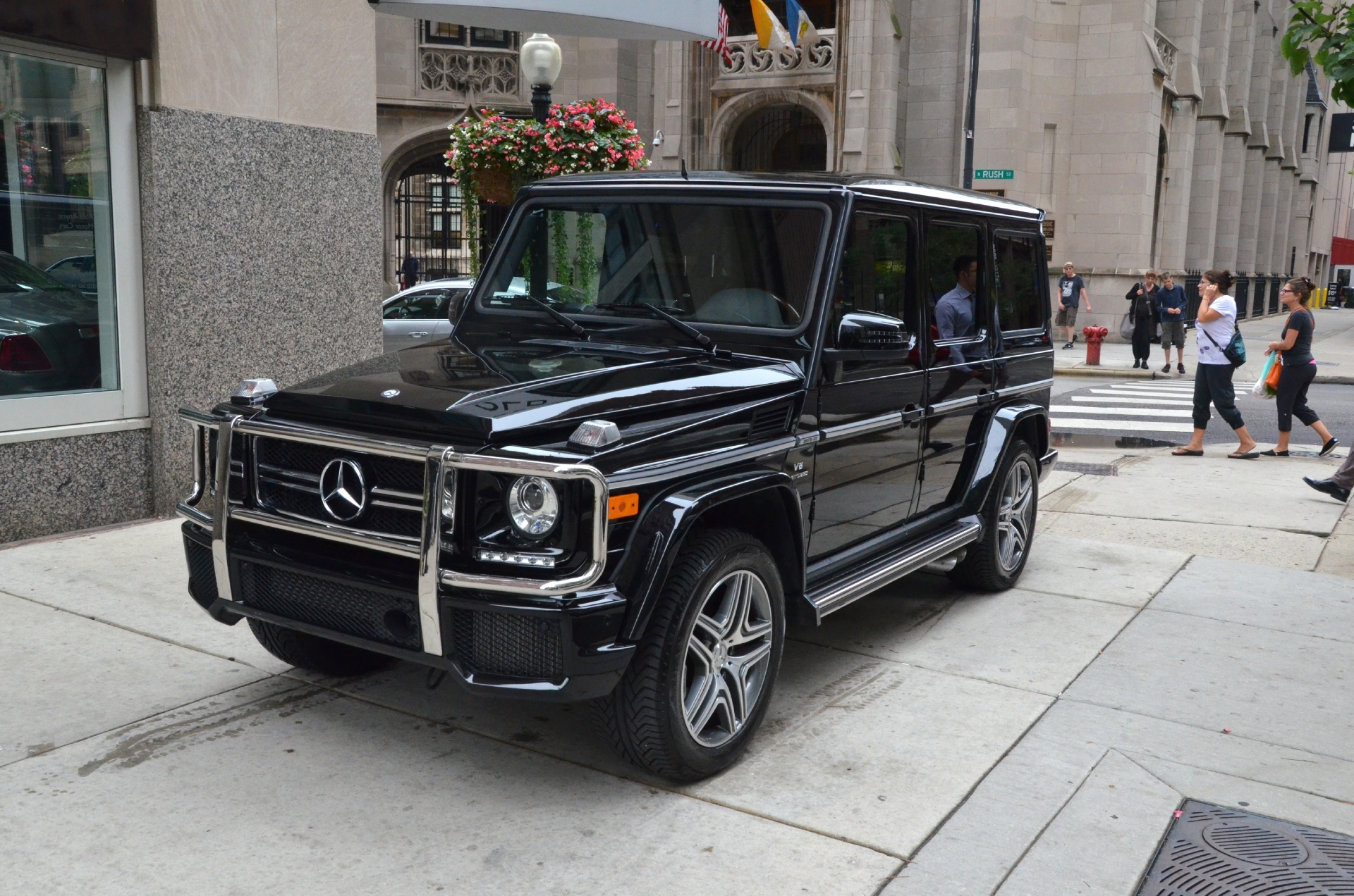 2013 mercedes benz g class g63 amg stock gc1199 for sale for Mercedes benz chicago dealers