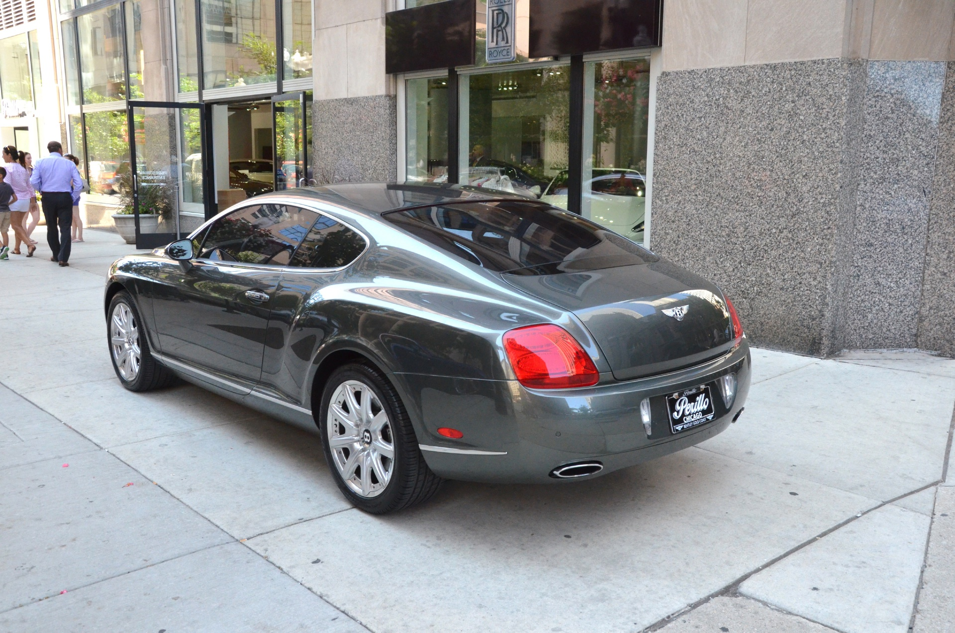 2005 bentley continental gt stock gc1174b for sale near chicago il il bentley dealer. Black Bedroom Furniture Sets. Home Design Ideas