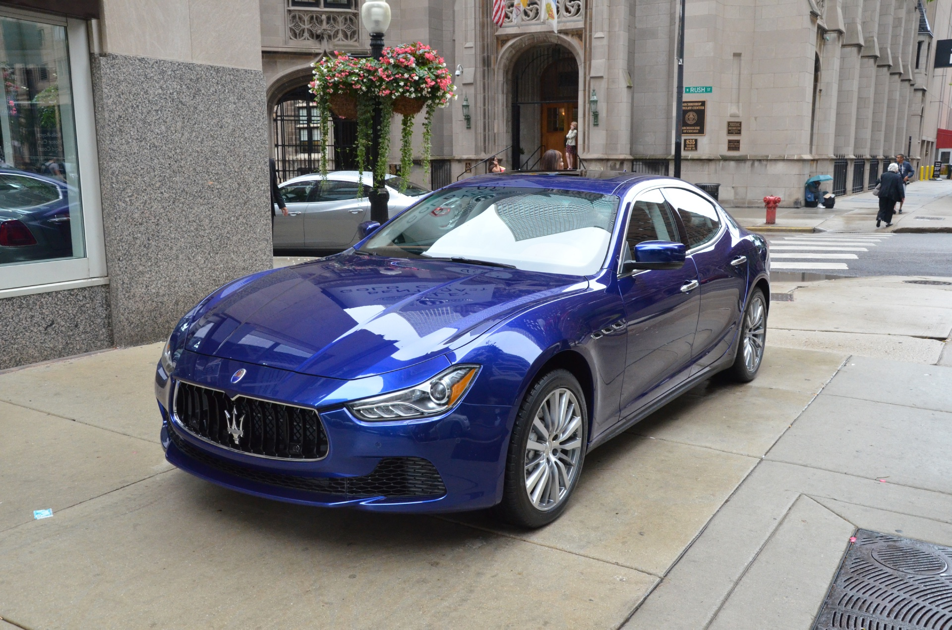 2014 Maserati Ghibli Sq4 Stock 11111 For Sale Near