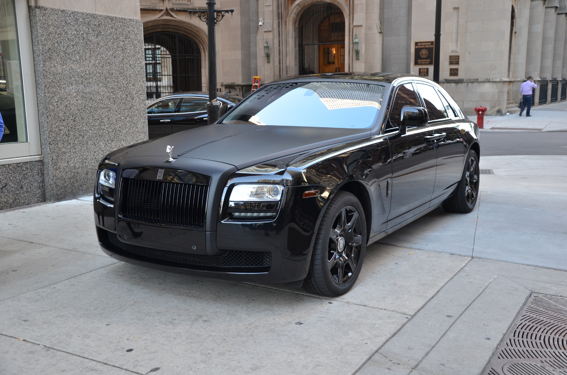 2010 rolls royce ghost stock gc1729ab for sale near chicago il il rolls royce dealer. Black Bedroom Furniture Sets. Home Design Ideas