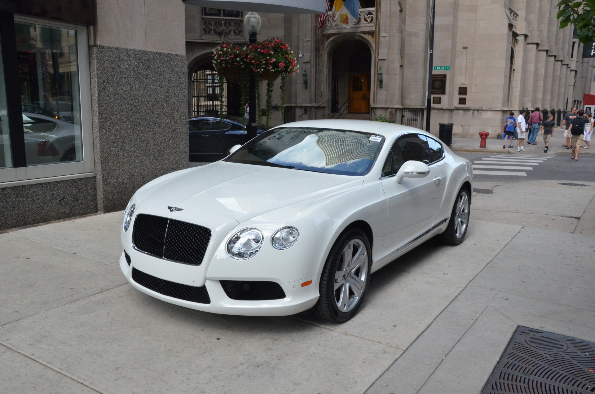 2013 Bentley Continental GT V8 Stock # B449-S for sale near Chicago ...