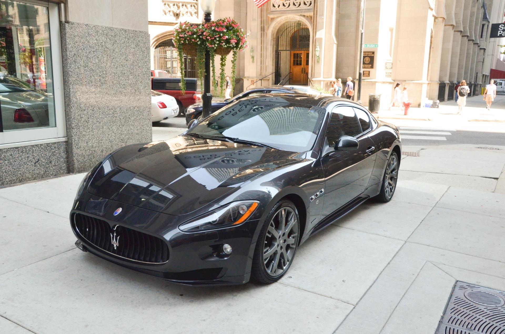 2012 Maserati GranTurismo S Automatic Stock # 65120-S for ...