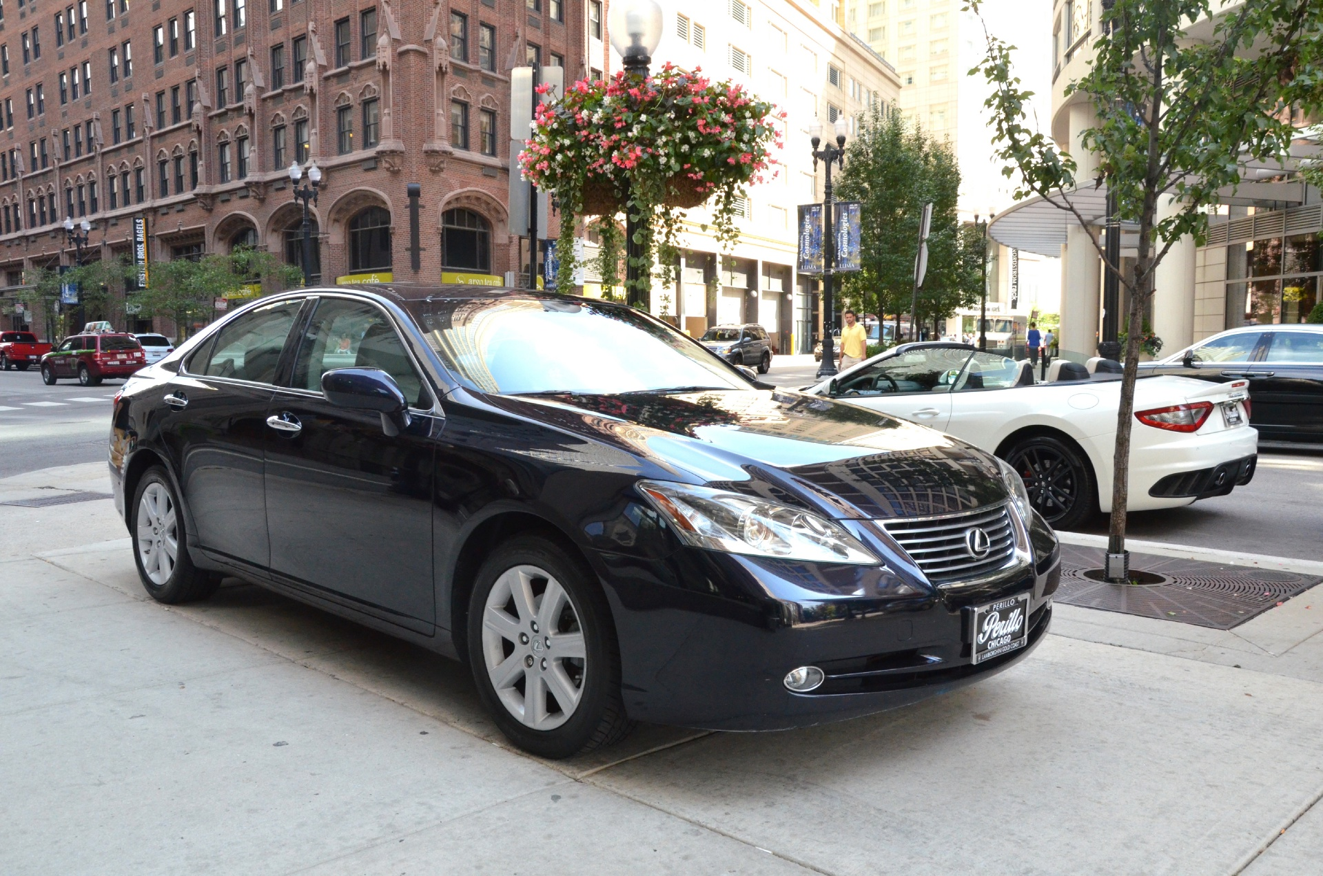 2008 lexus es 350 stock gc1165a for sale near chicago. Black Bedroom Furniture Sets. Home Design Ideas