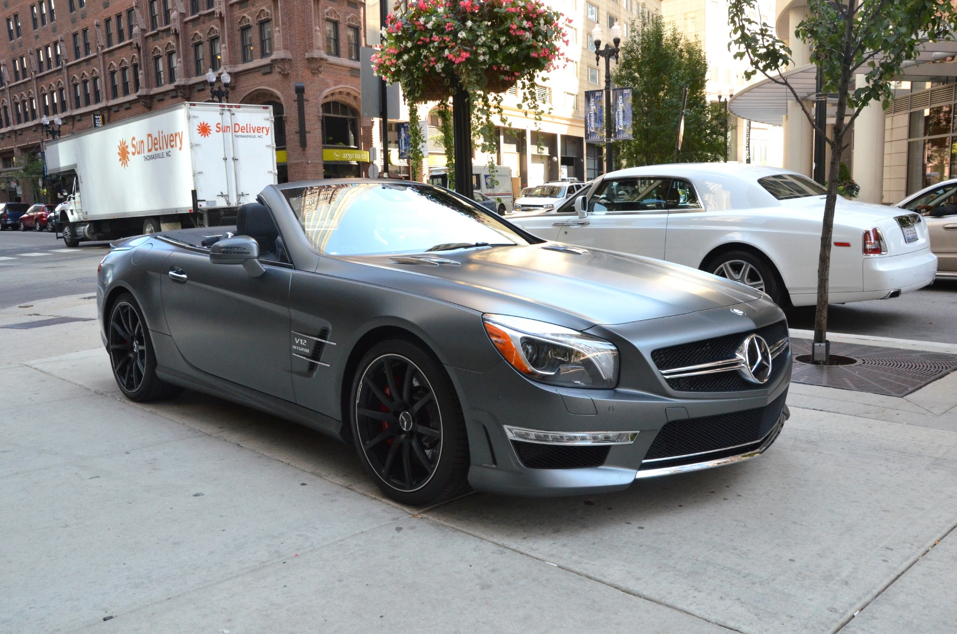 2013 mercedes benz sl class sl65 amg stock b459a for for 2013 mercedes benz sl65 amg for sale