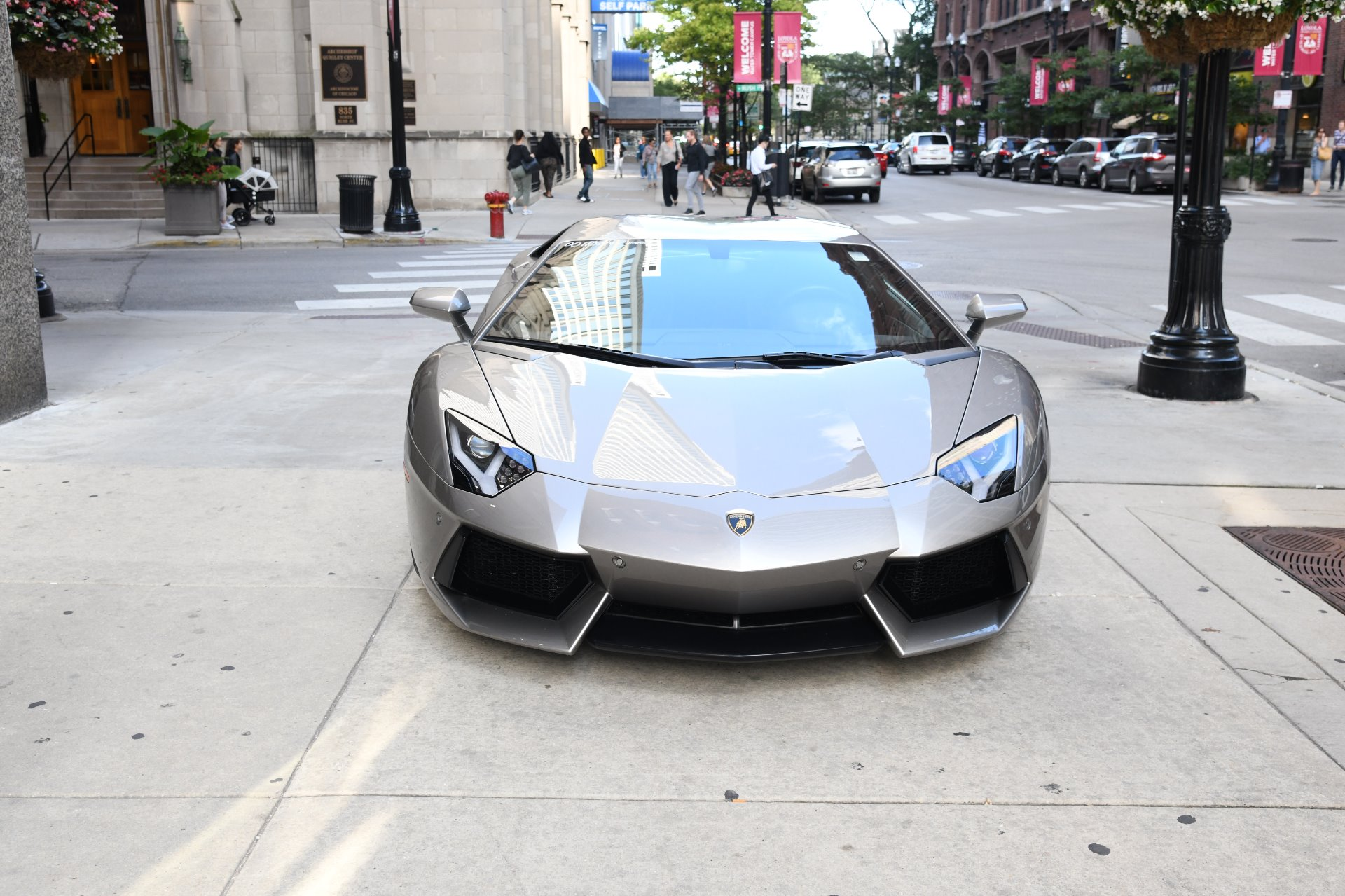 Used 2013 Lamborghini Aventador LP700-4 | Chicago, IL