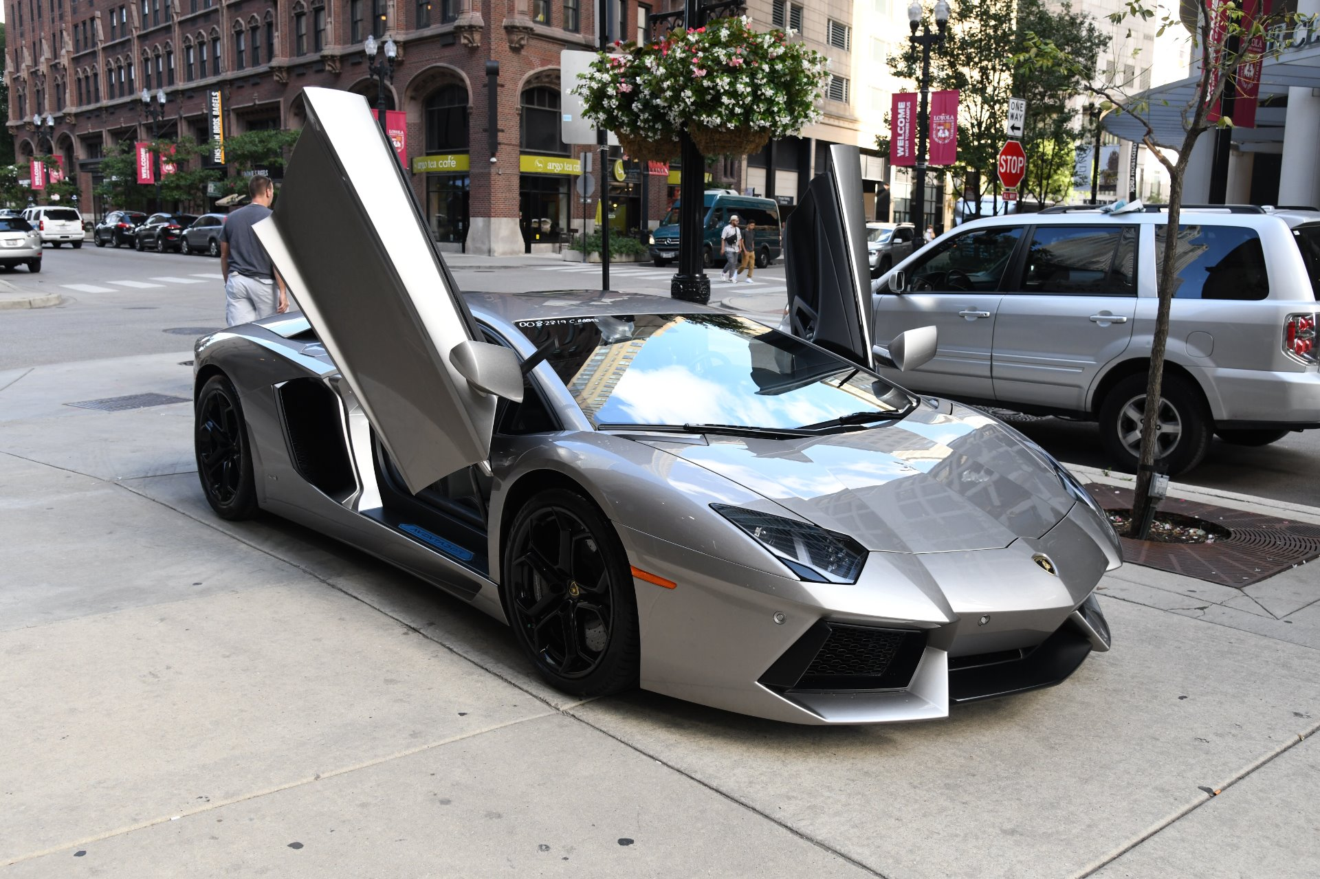 en sv in for aventador vendu car lamborghini sale montreal sold used