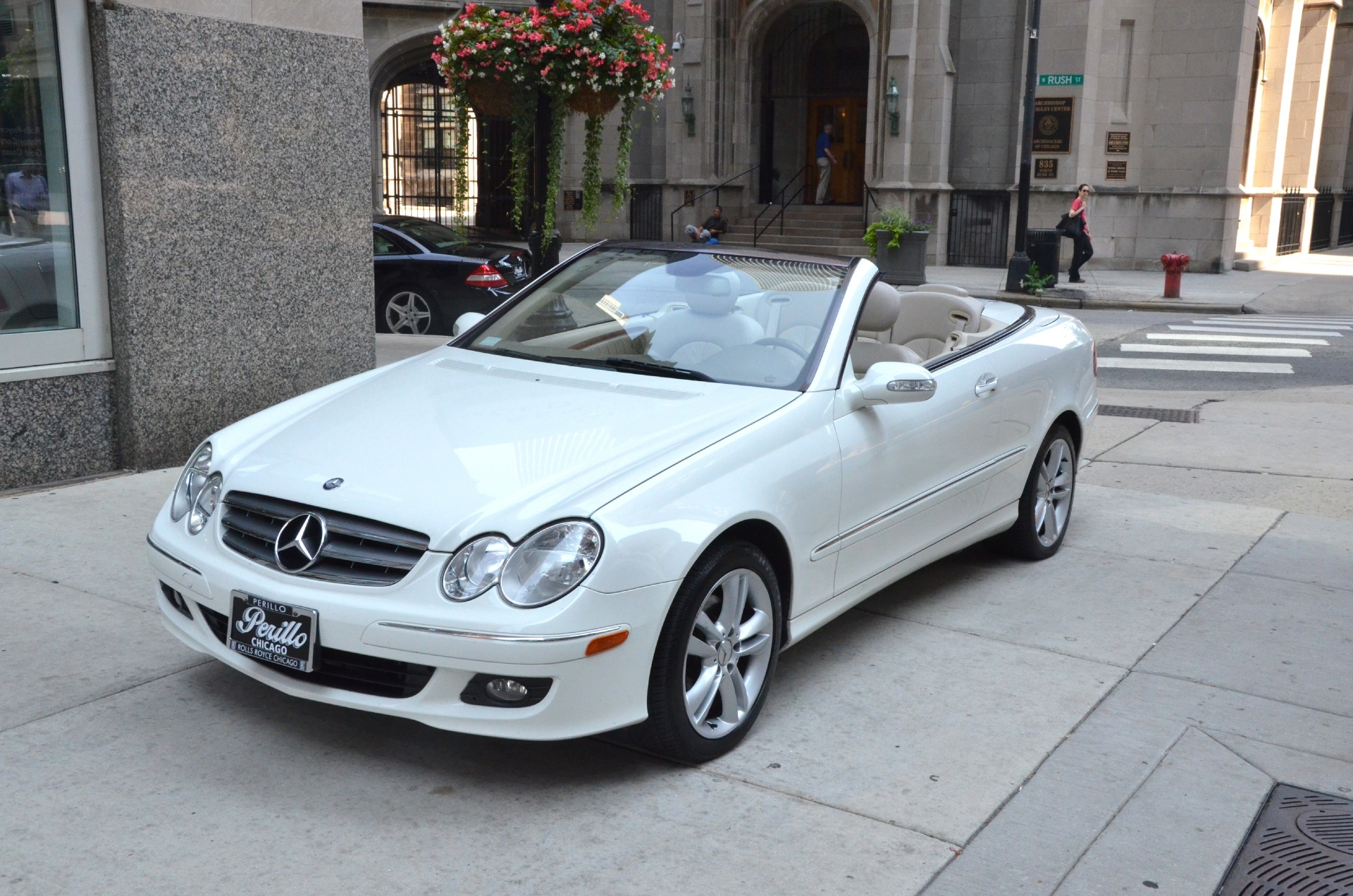 2007 mercedes benz clk class clk350 stock b447aa for for Mercedes benz clk350 for sale