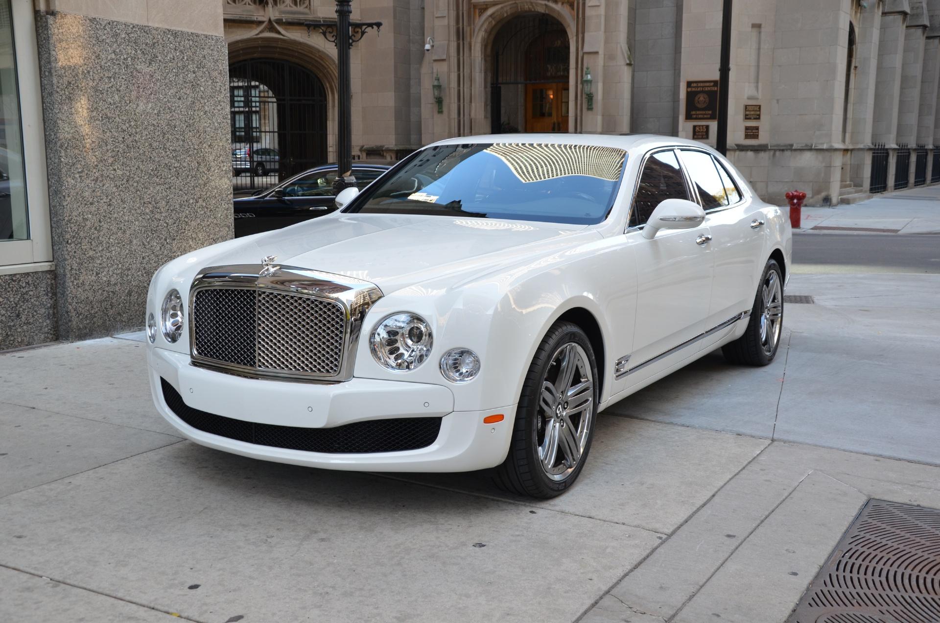 2013 Bentley Mulsanne Le Mans Edition Stock Gc Chris38 For Sale