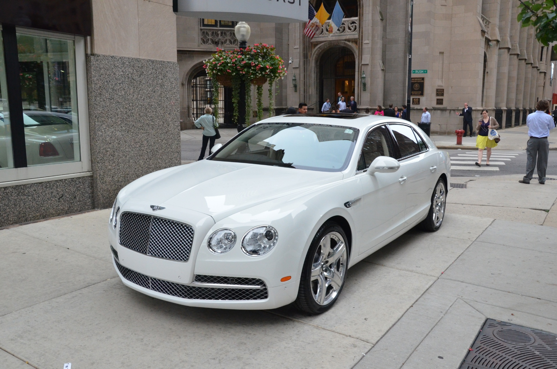 2014 Bentley Flying Spur Stock # B492-S for sale near Chicago, IL ...
