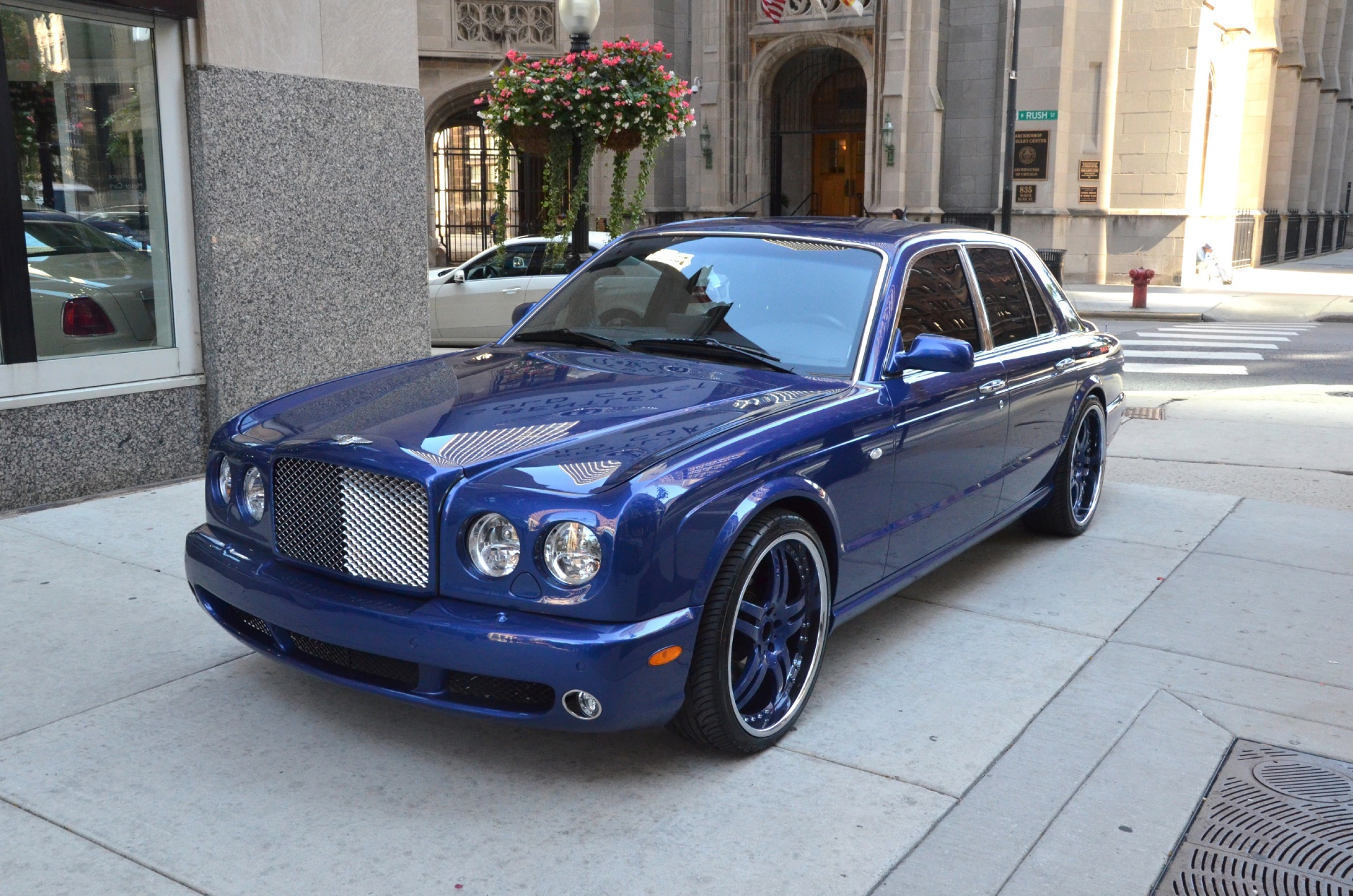Used 2003 bentley arnage t chicago il