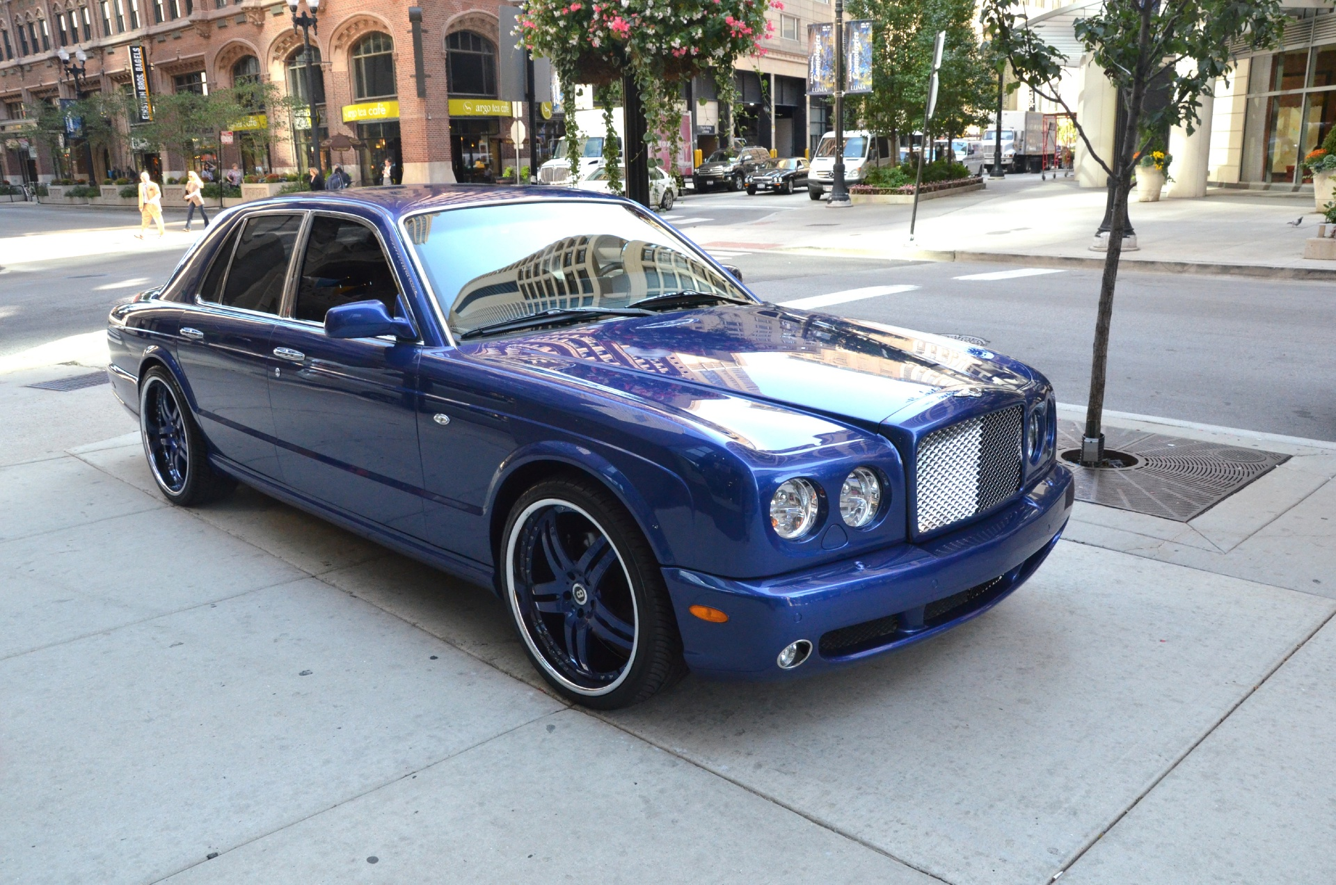 2003 bentley arnage t stock r068aa for sale near chicago. Black Bedroom Furniture Sets. Home Design Ideas