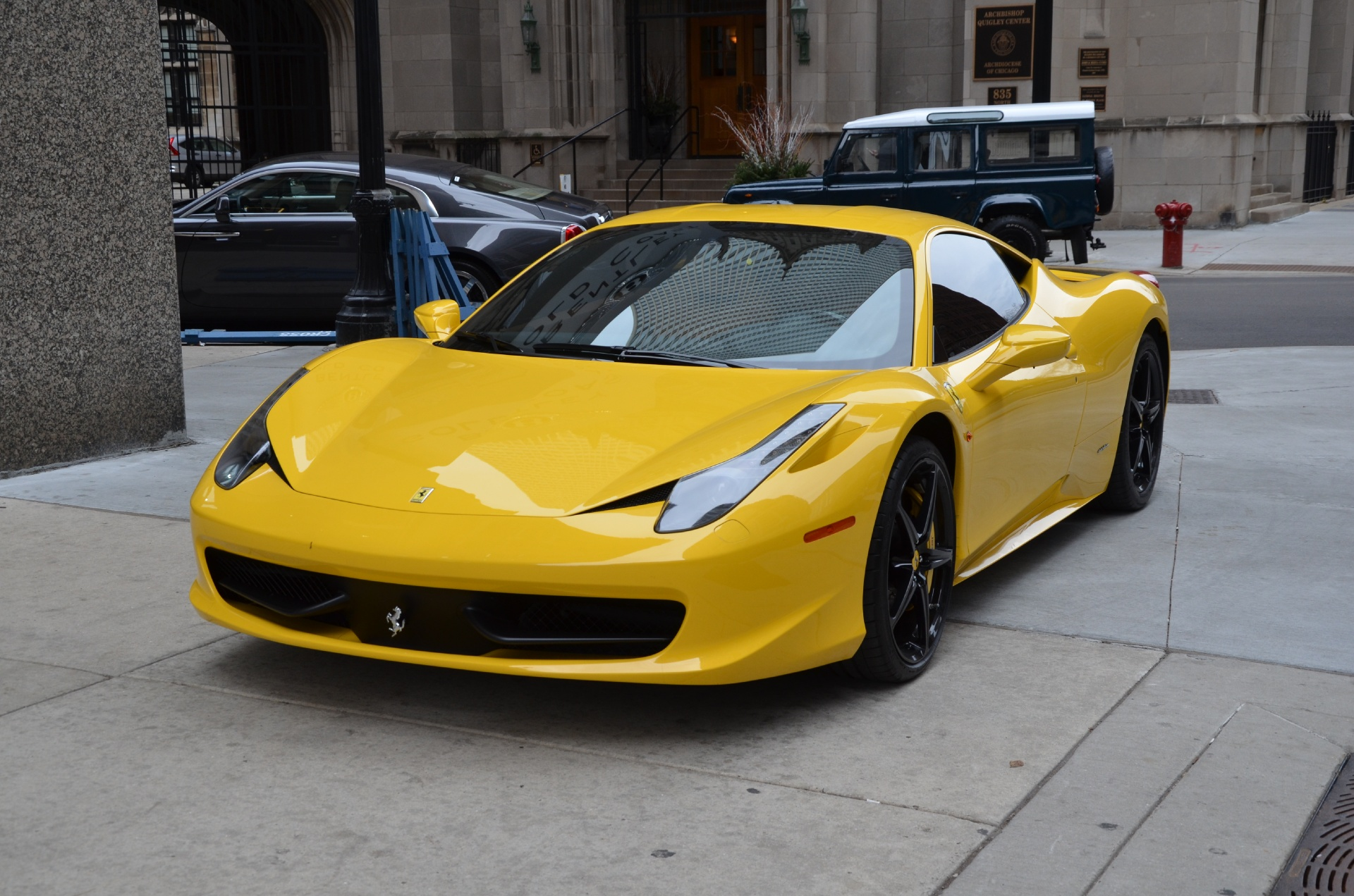 2011 ferrari 458 italia stock # gc1822a for  near chicago, il