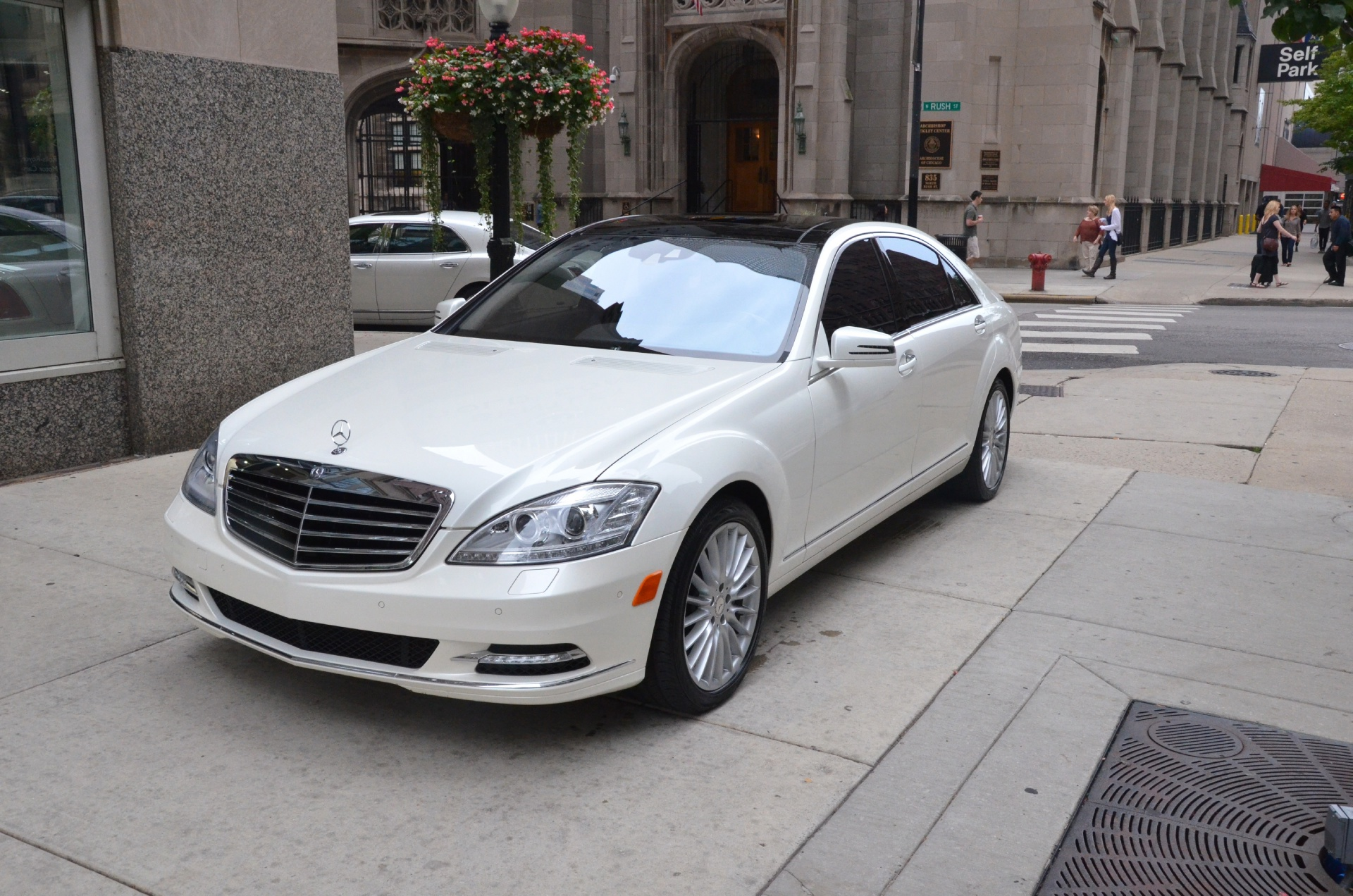 2010 mercedes benz s class s550 4matic stock m163a for sale near chicago il il mercedes. Black Bedroom Furniture Sets. Home Design Ideas