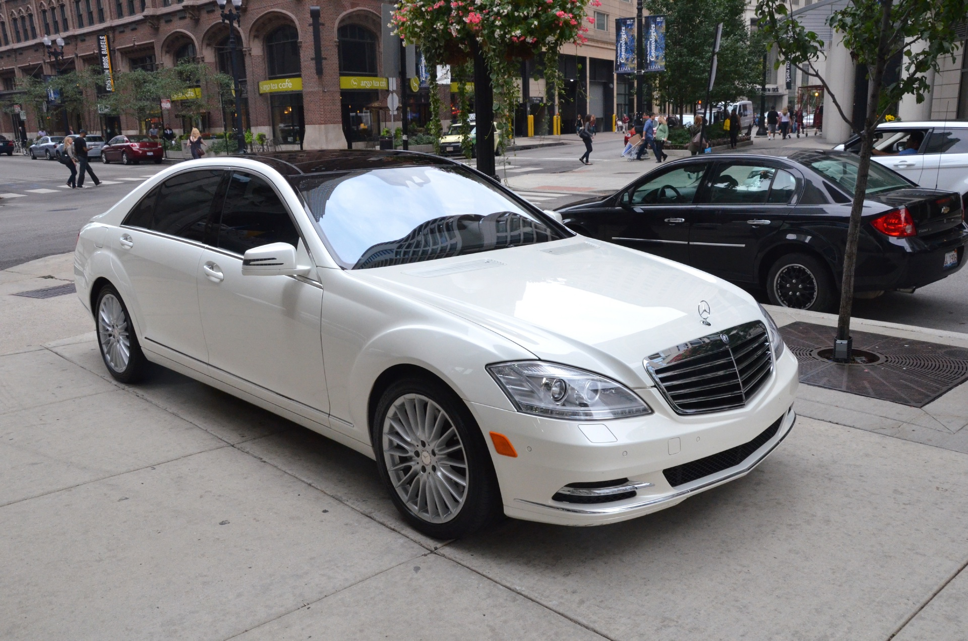 2010 mercedes benz s class s550 4matic stock m163a for for Mercedes benz dealerships in chicago area
