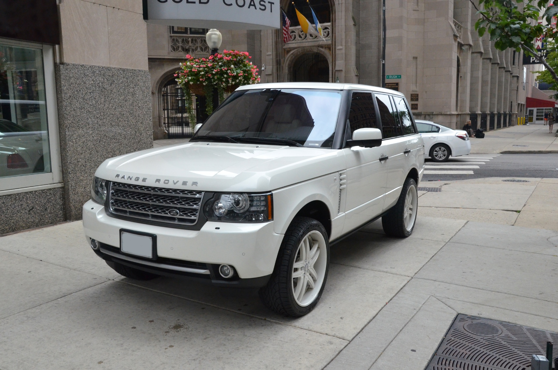 cars landrover new specials il dealer land chicago rover used