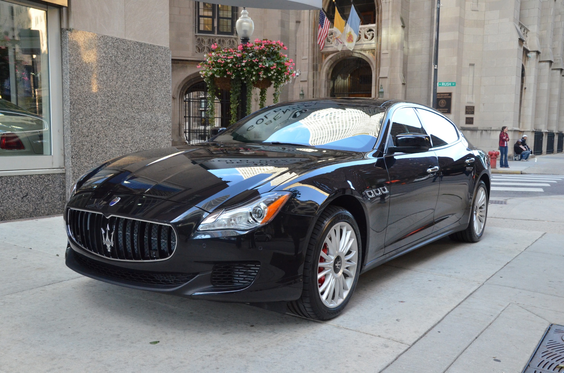 2014 maserati quattroporte s q4 s q4 stock m167 s for sale near chicago il il maserati dealer. Black Bedroom Furniture Sets. Home Design Ideas
