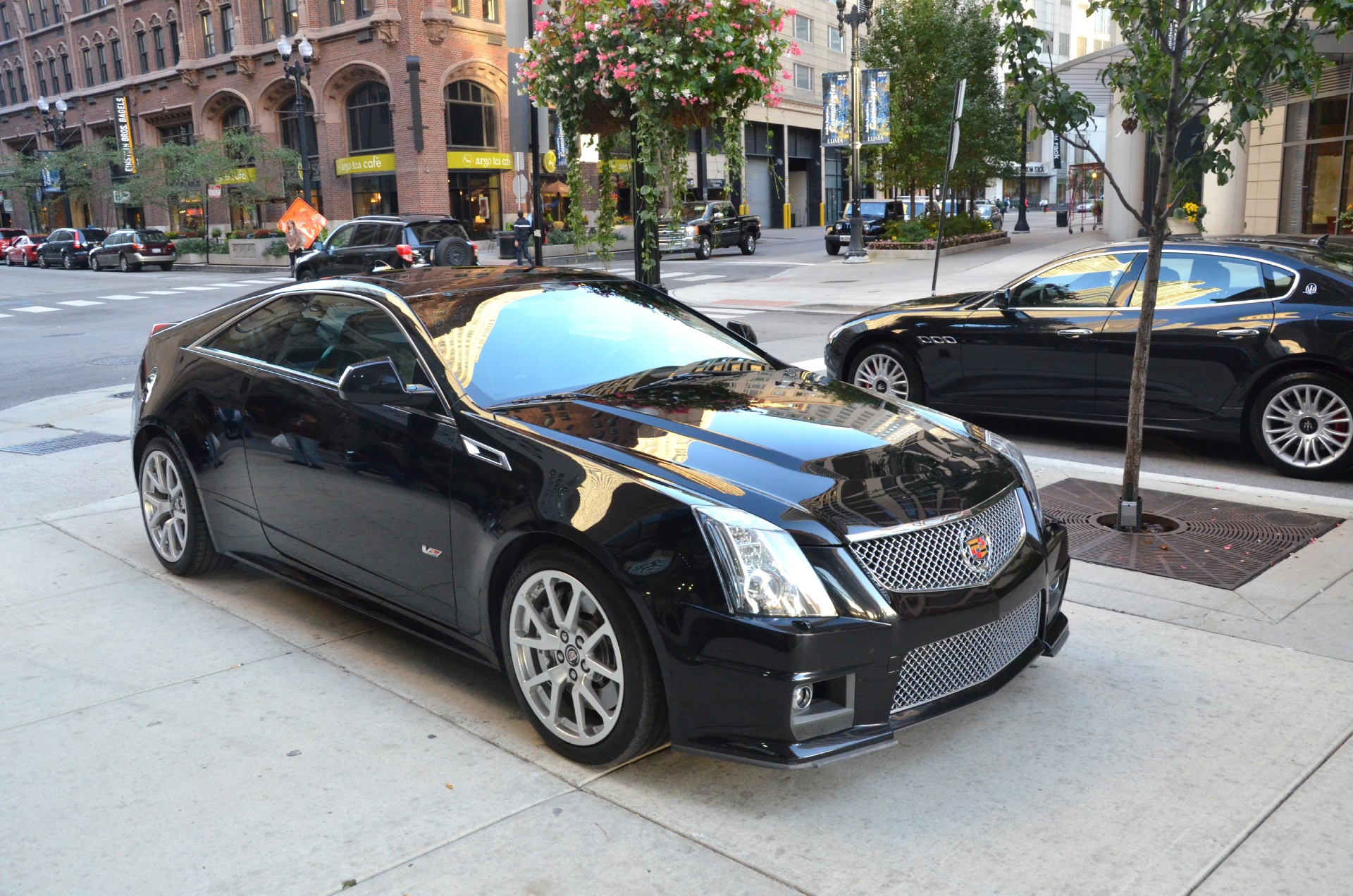 2011 Cadillac CTS-V Stock # GC1117B For Sale Near Chicago