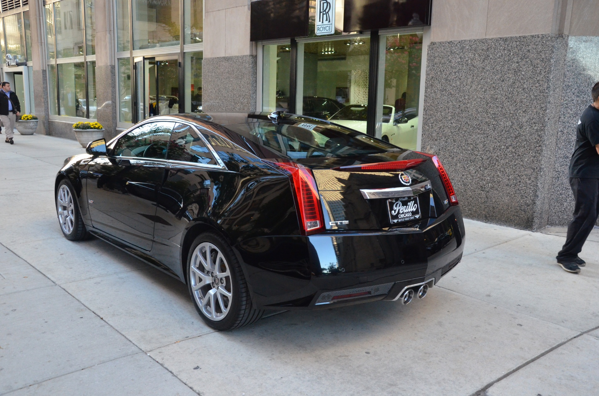 2011 Cadillac CTS-V Stock # GC1117B for sale near Chicago ...