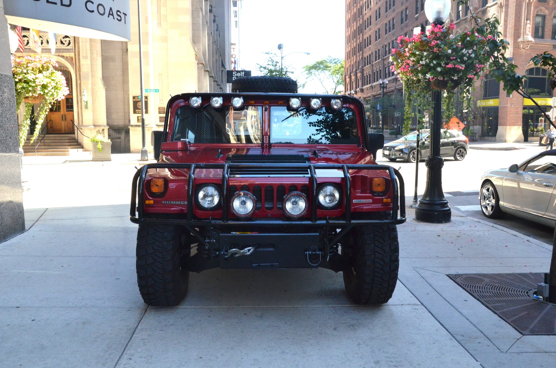 2006 hummer h1 alpha open top stock 29660 for sale near chicago Hummer Te Huur.htm #7