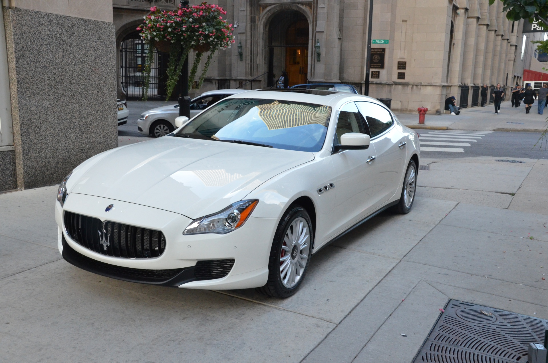 2014 maserati quattroporte s q4 s q4 stock m176 s for sale near chicago il il maserati dealer. Black Bedroom Furniture Sets. Home Design Ideas