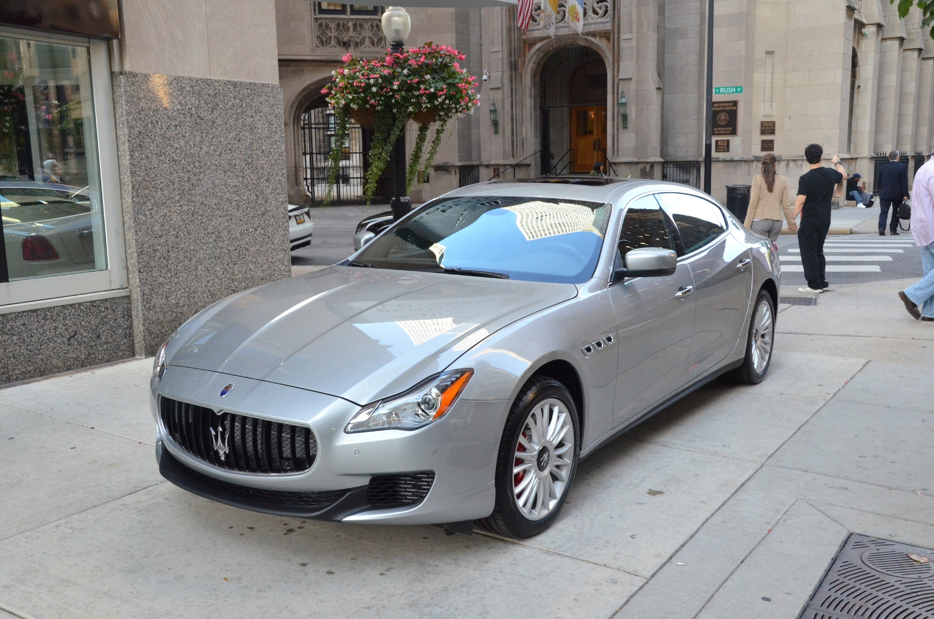 2014 maserati quattroporte s q4 s q4 stock m178 for sale near chicago il il maserati dealer. Black Bedroom Furniture Sets. Home Design Ideas