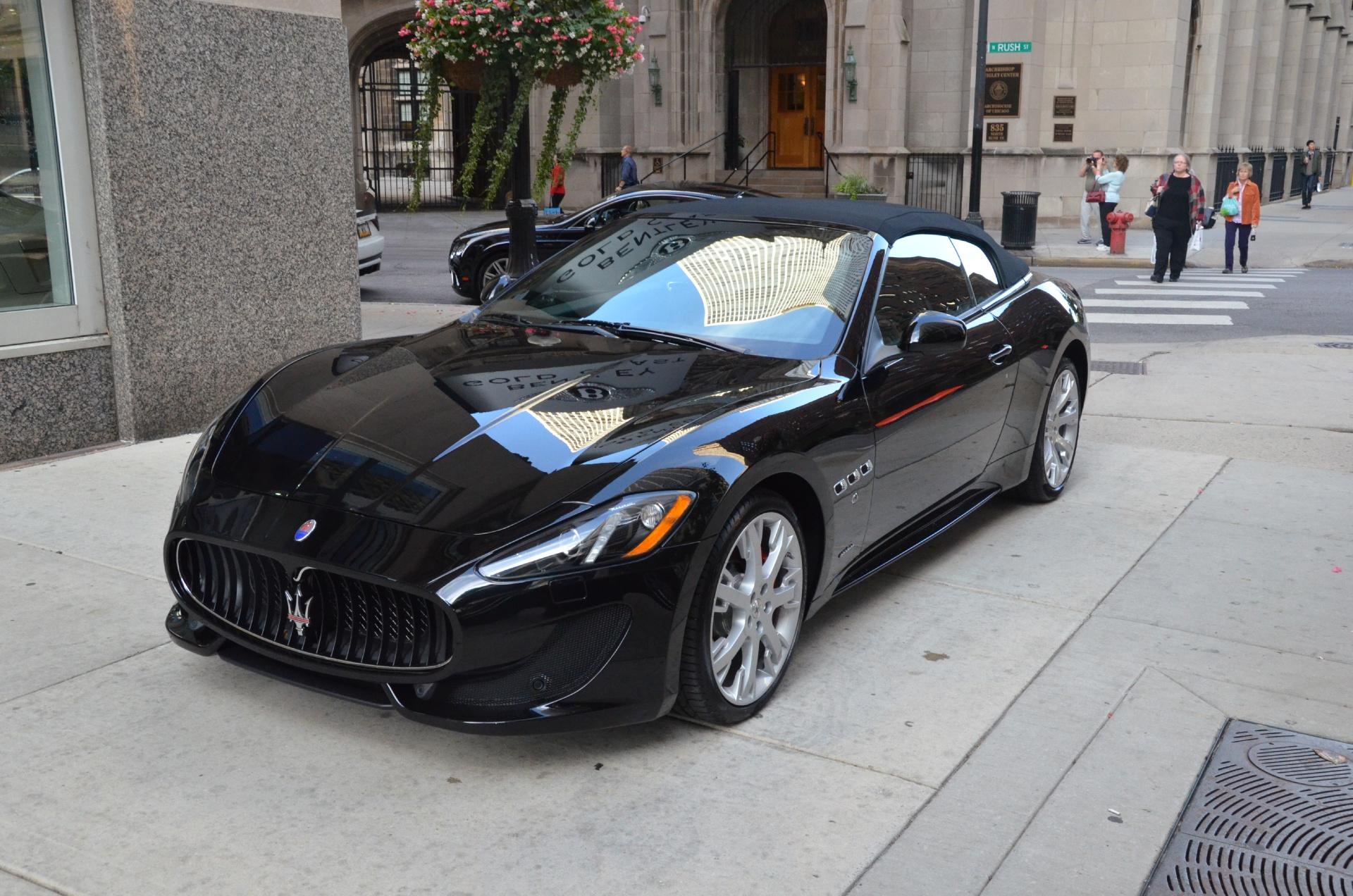 2014 Maserati GranTurismo Convertible Sport Stock # M171-S ...