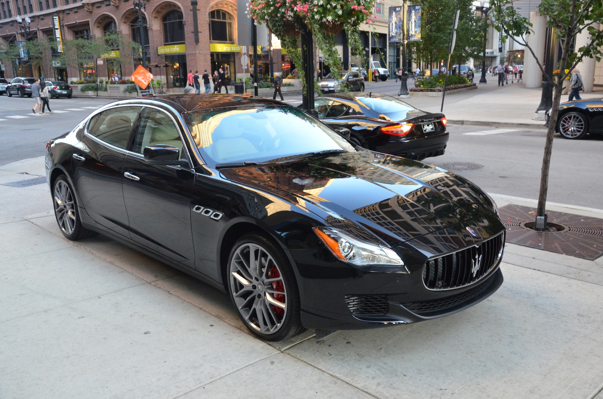 2014 maserati quattroporte s q4 s q4 stock m172 s for sale near chicago il il maserati dealer. Black Bedroom Furniture Sets. Home Design Ideas