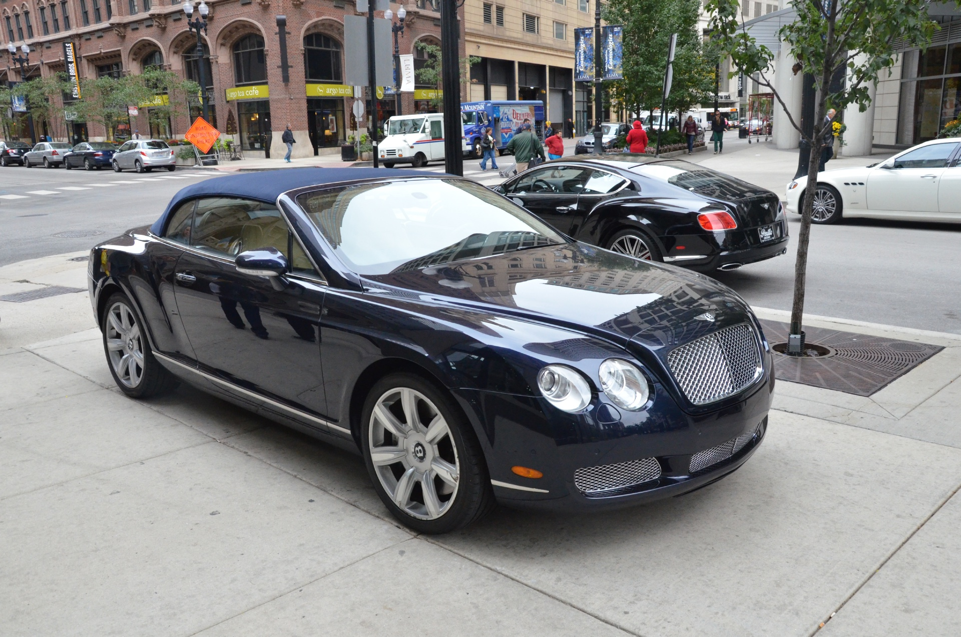 2007 bentley continental gtc stock mir43024 for sale. Black Bedroom Furniture Sets. Home Design Ideas