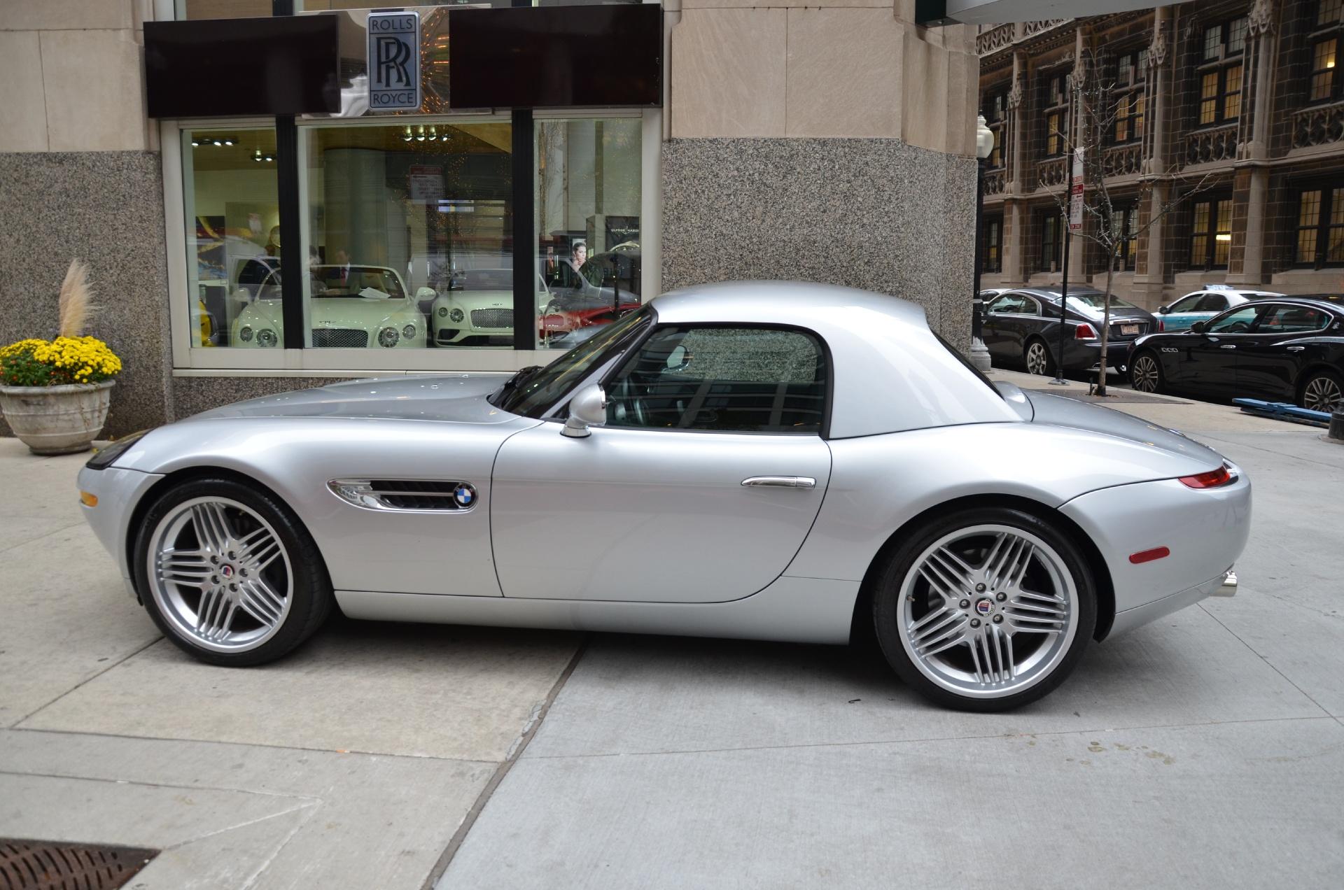 2003 Bmw Z8 Alpina Stock 62307 For Sale Near Chicago Il