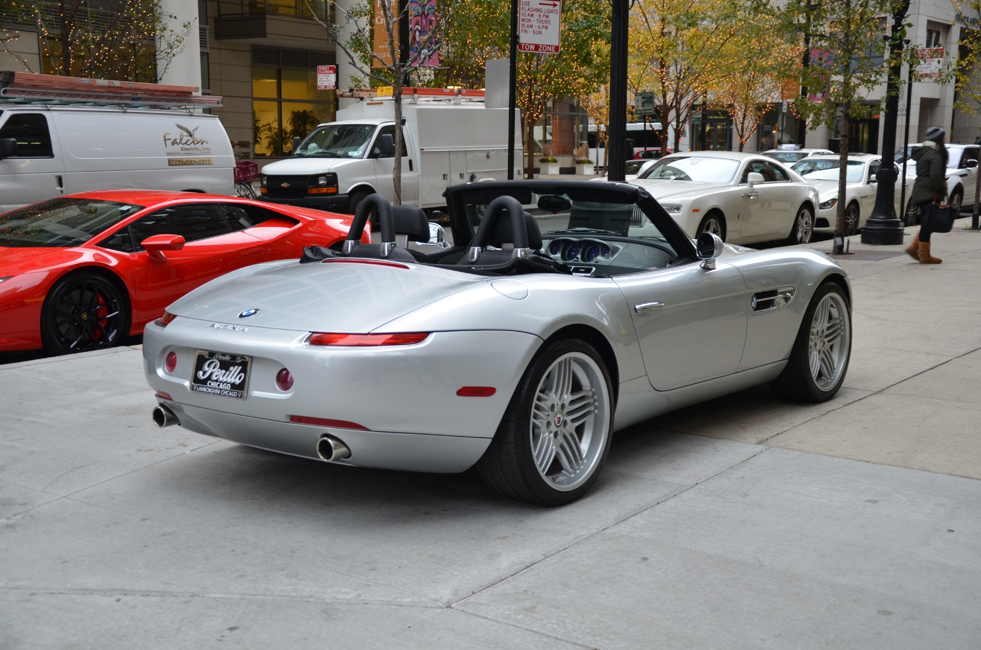 2003 Bmw Z8 Alpina Stock 62307 For Sale Near Chicago Il
