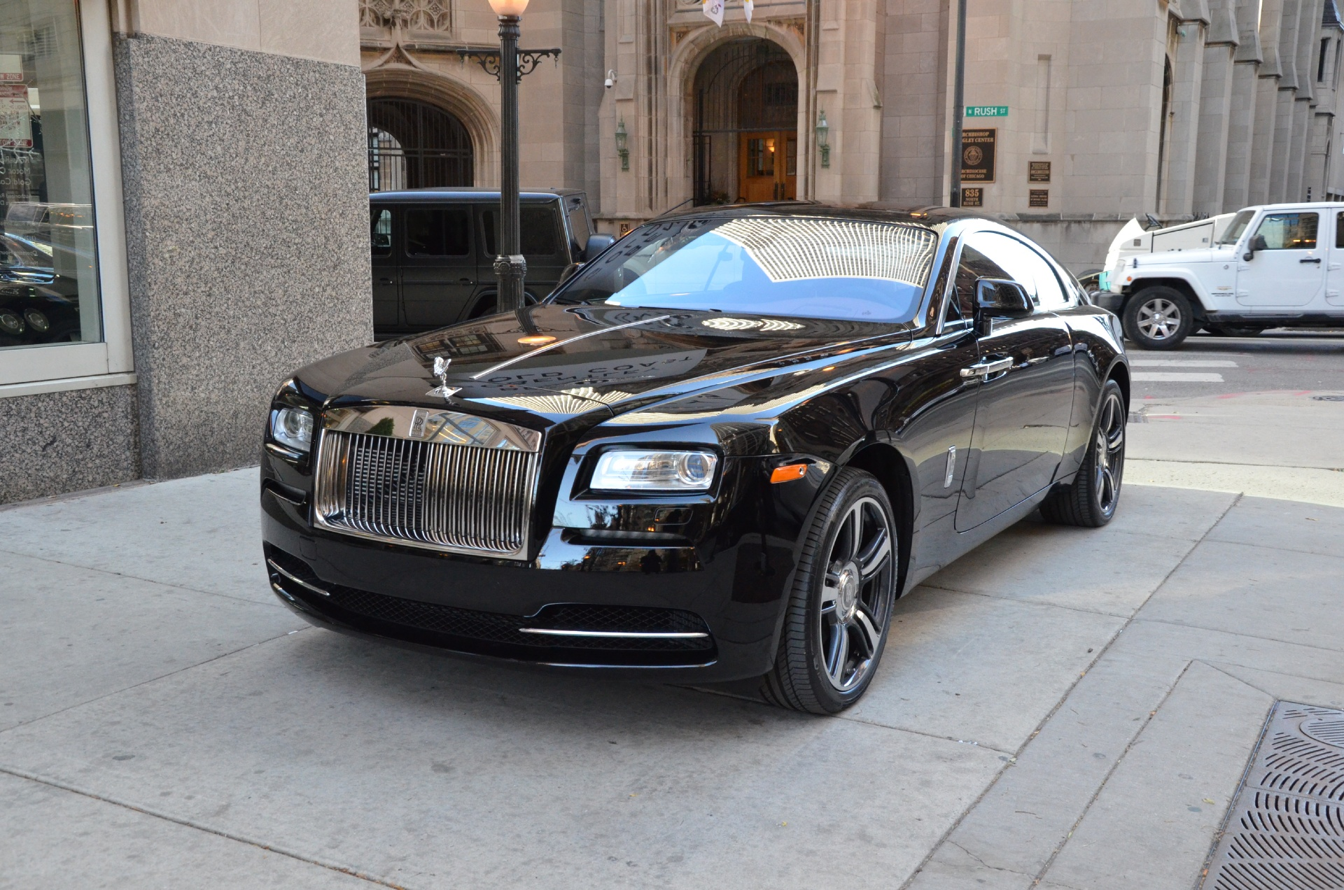 2014 rolls royce wraith stock r180a for sale near. Black Bedroom Furniture Sets. Home Design Ideas