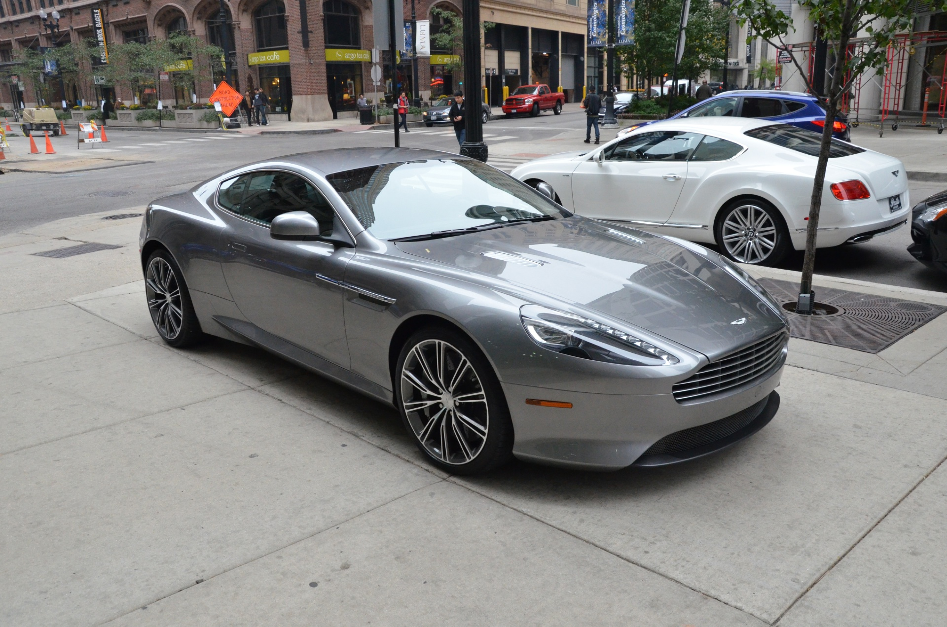 2012 Aston Martin Virage Stock B516a For Sale Near Chicago Il