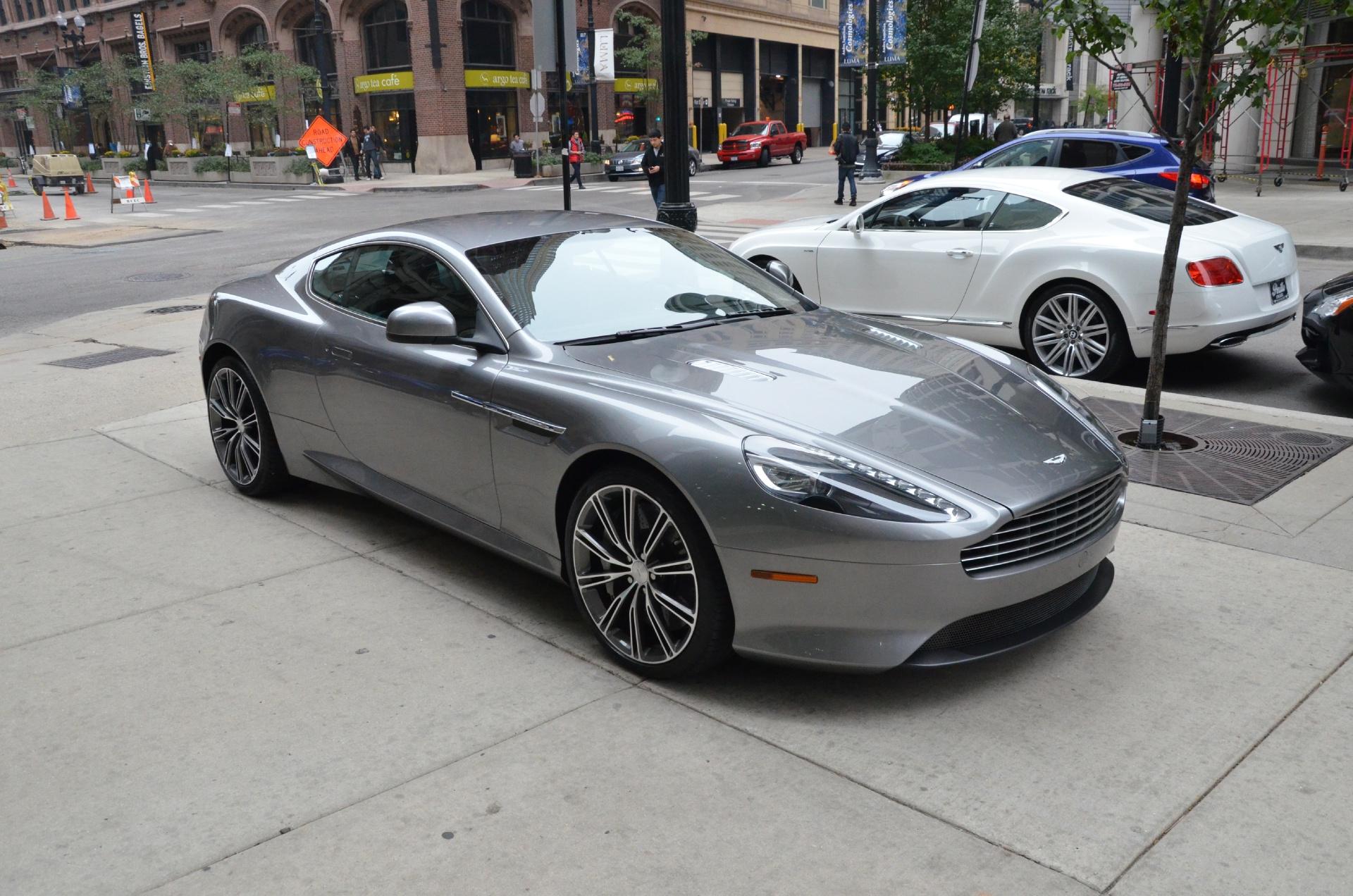 2012 Aston Martin Virage Stock B516a For Sale Near Chicago Il Il Aston Martin Dealer