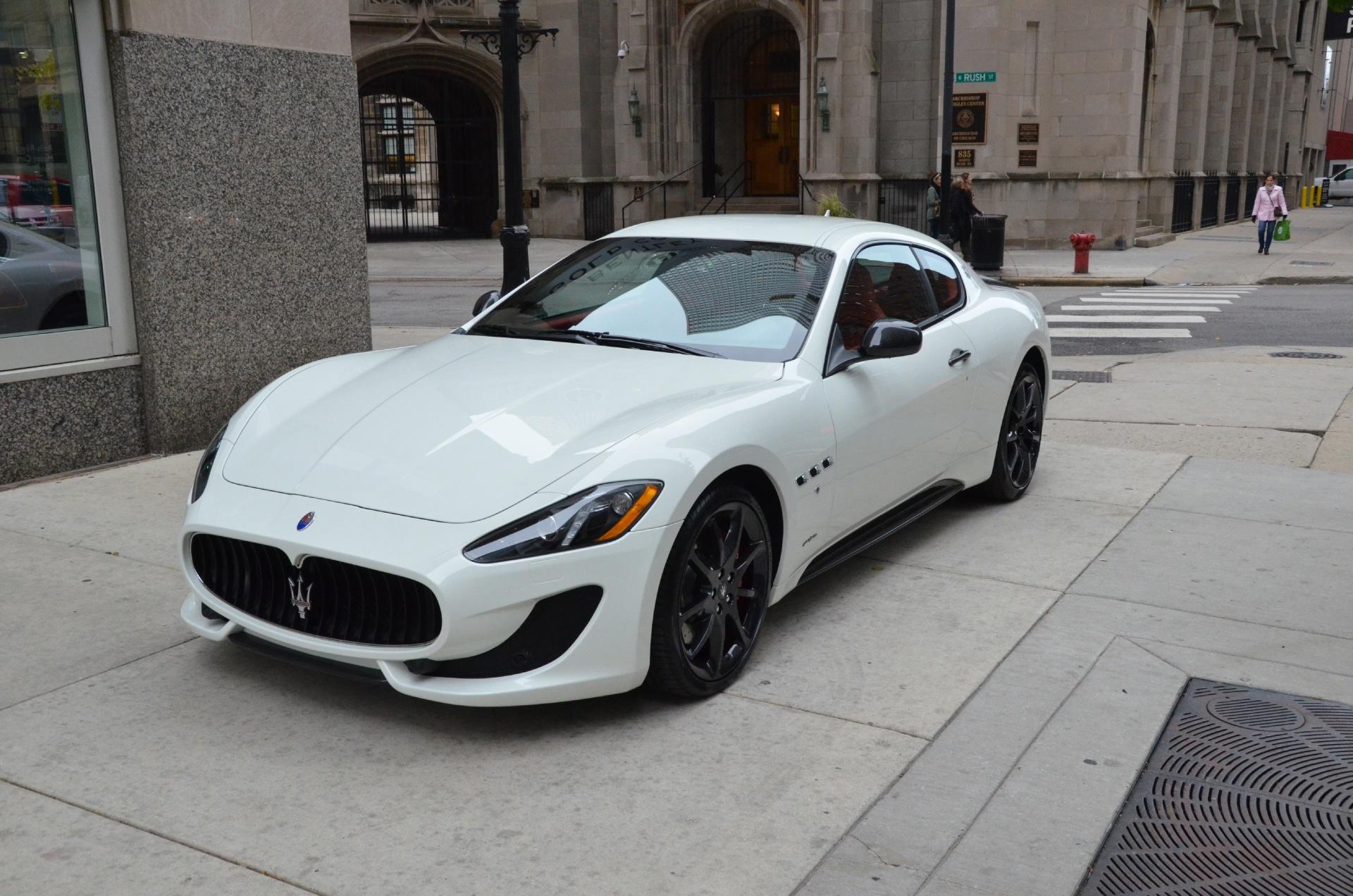 2014 Maserati GranTurismo Stock # M182-S for sale near ...