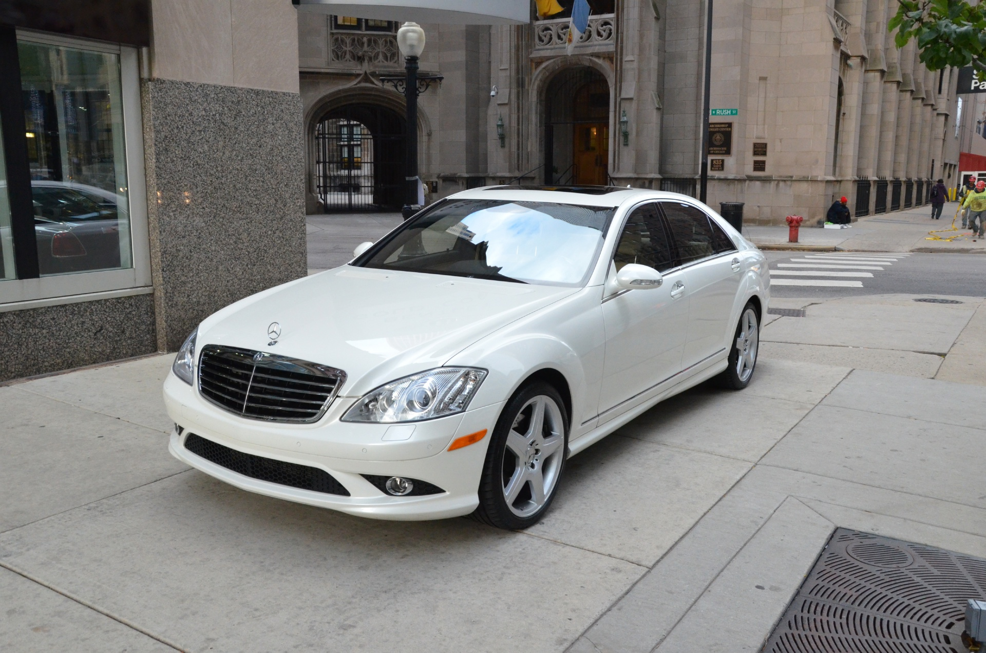 2009 mercedes benz s class s550 4matic stock b489a for for Mercedes benz 2009 for sale