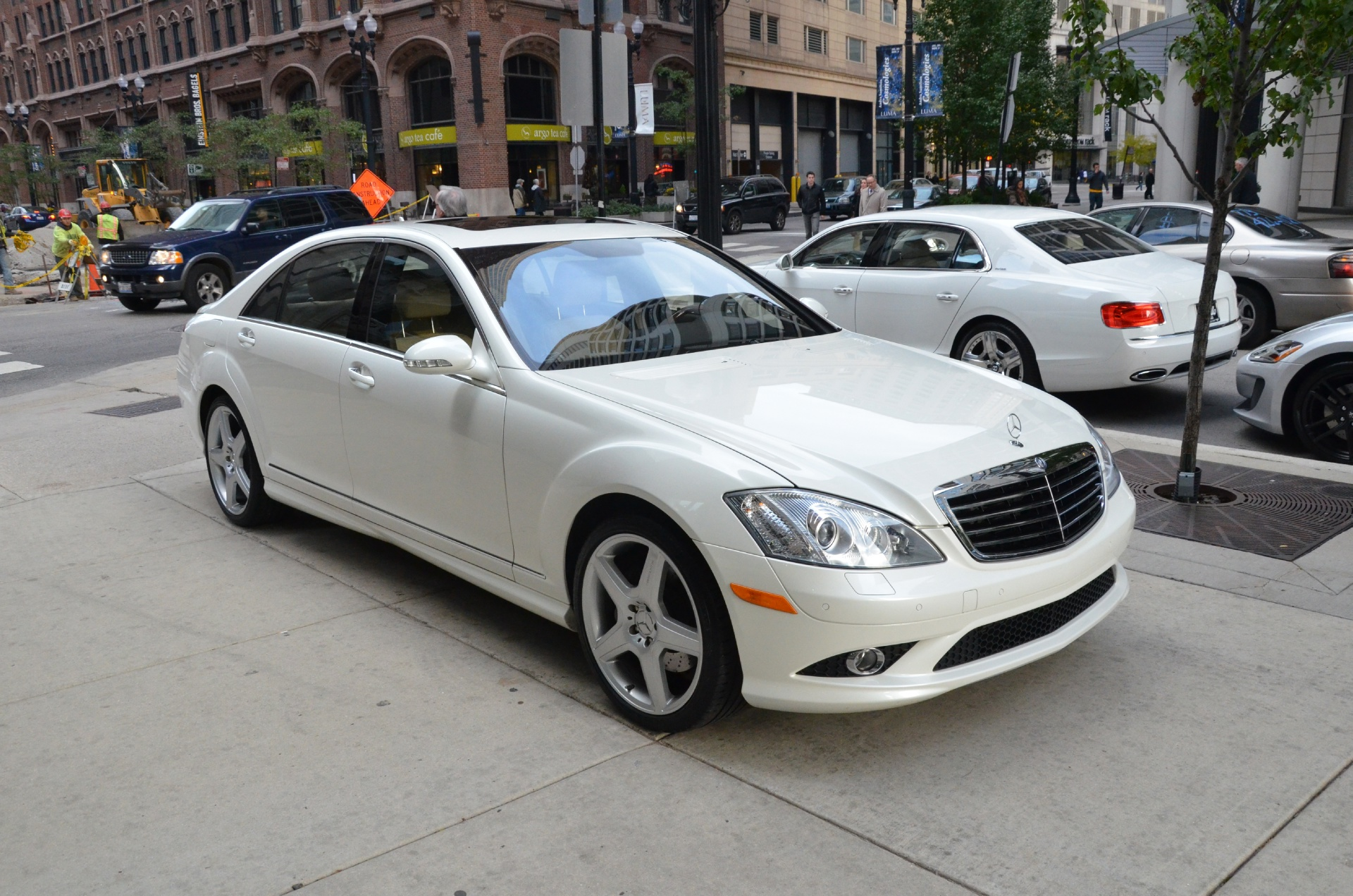 2009 mercedes benz s class s550 4matic stock b489a for for Mercedes benz dealerships in chicago area
