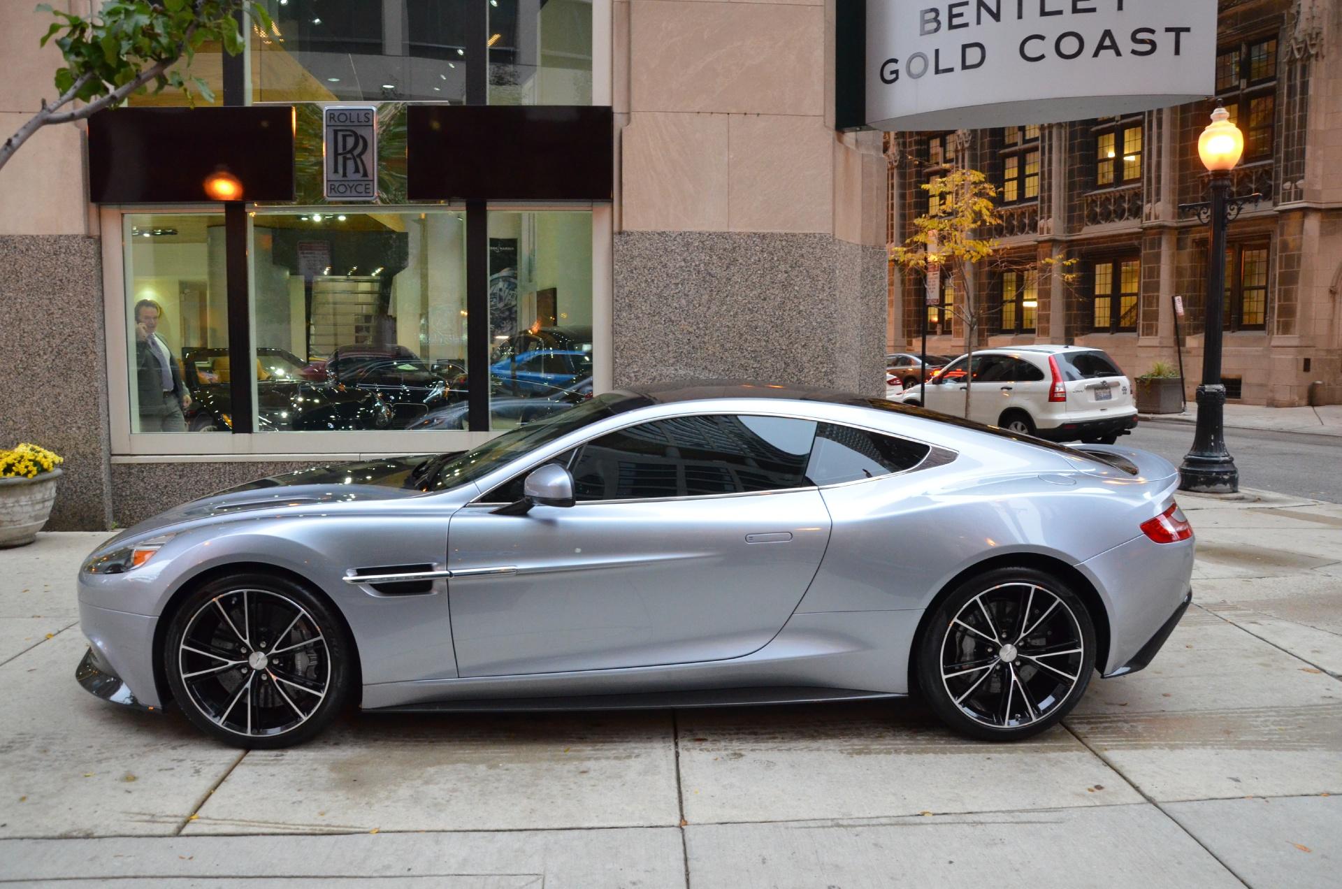 2014 Aston Martin Vanquish Stock # GC1296 for sale near Chicago, IL ...