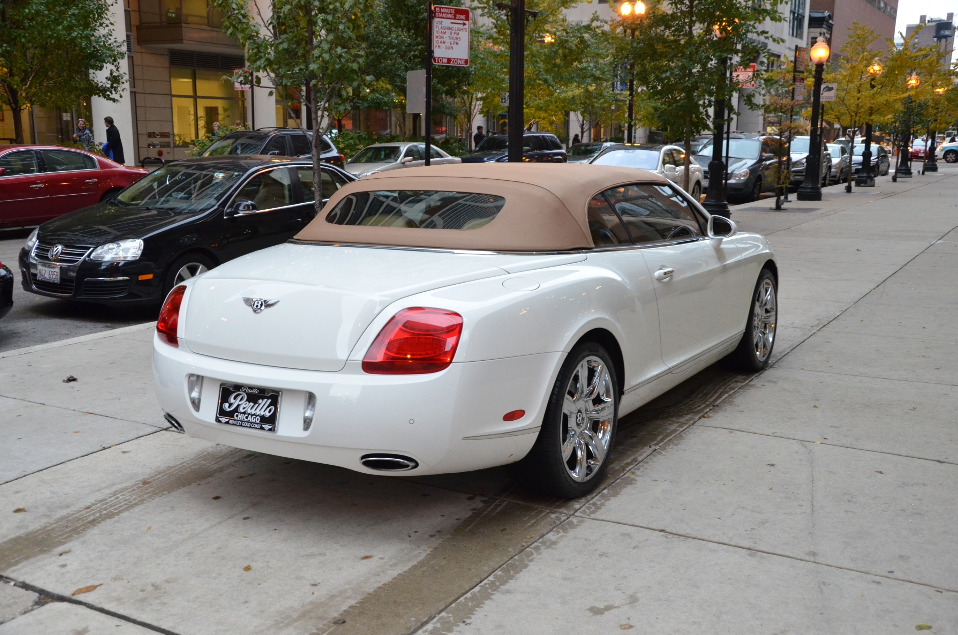 2007 bentley continental gtc stock gc1109ab for sale. Black Bedroom Furniture Sets. Home Design Ideas