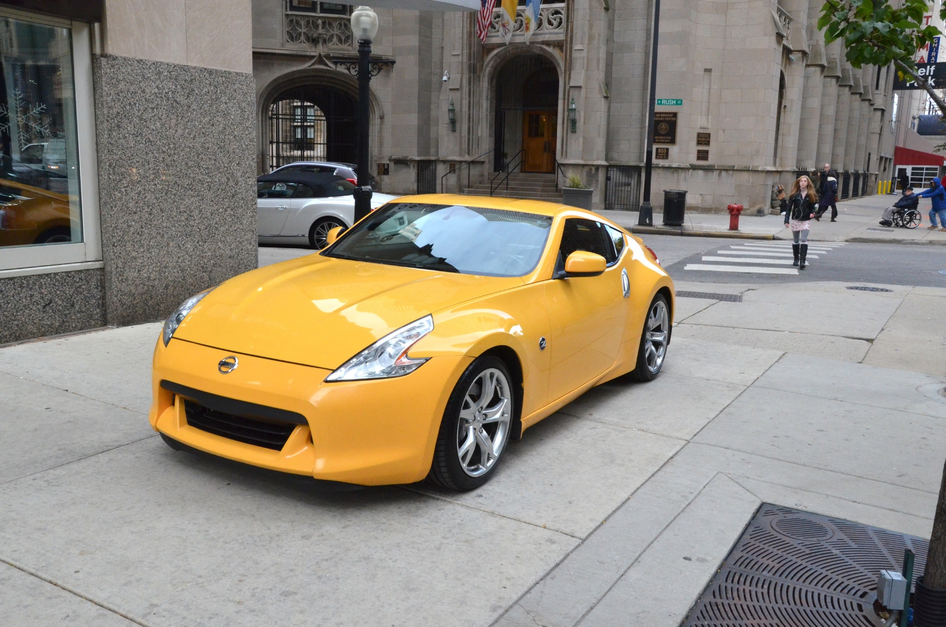2009 nissan 370z stock 00726 for sale near chicago il il used 2009 nissan 370z chicago il vanachro Image collections