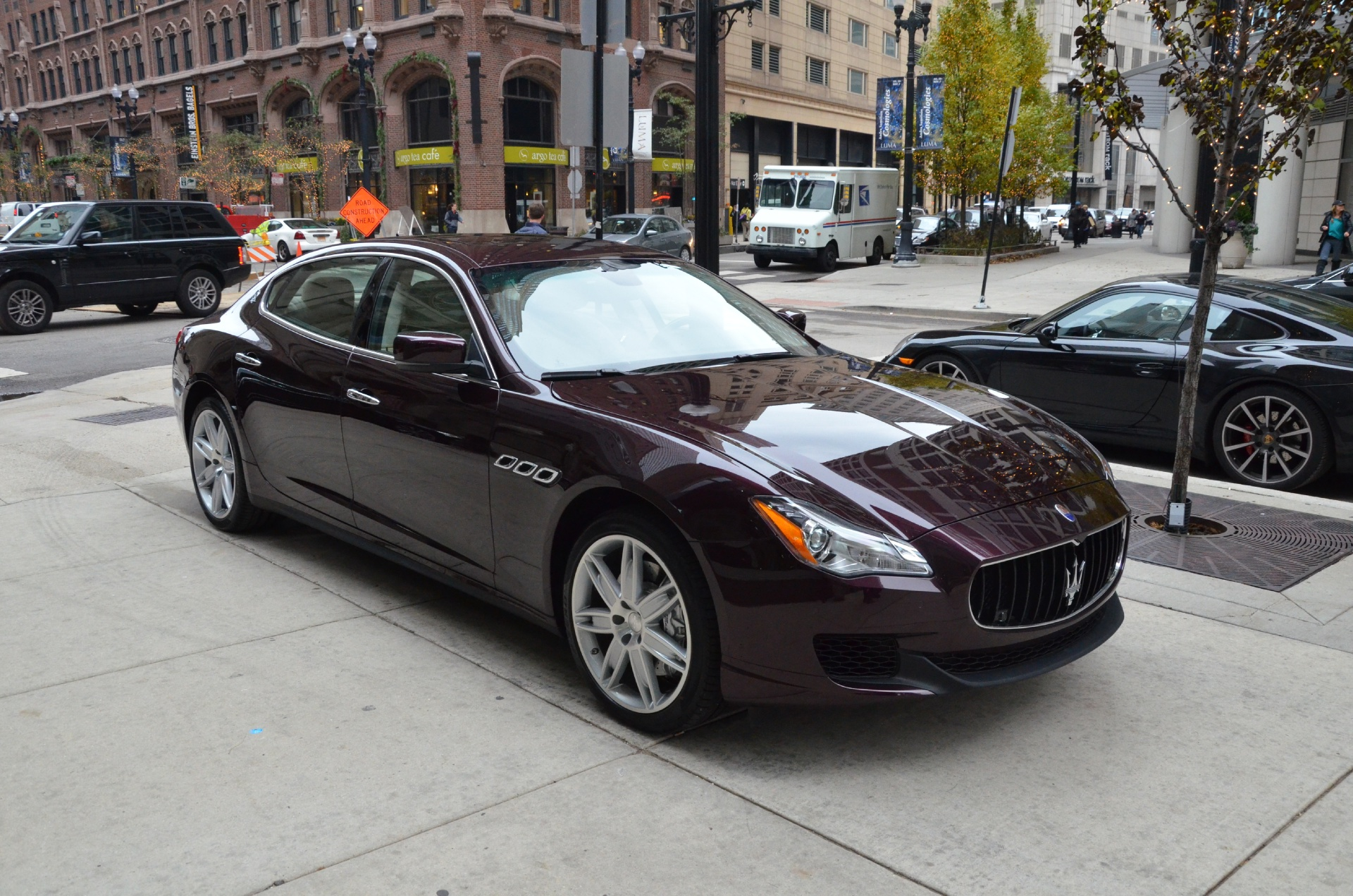 2014 maserati quattroporte s q4 s q4 stock m189 s for sale near chicago il il maserati dealer. Black Bedroom Furniture Sets. Home Design Ideas